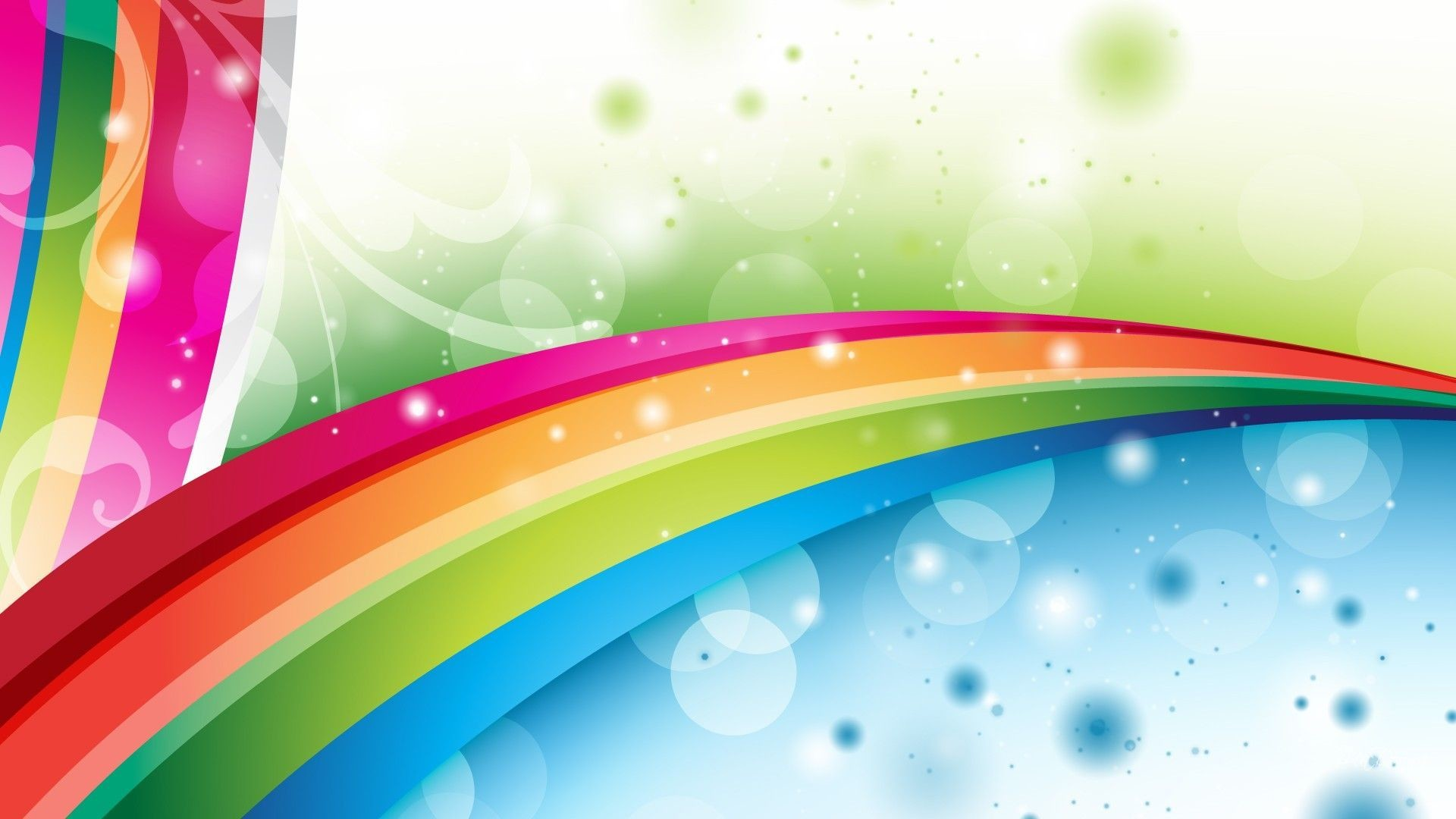 1920x1080 Rainbow Color Wallpapers - Wallpaper Cave