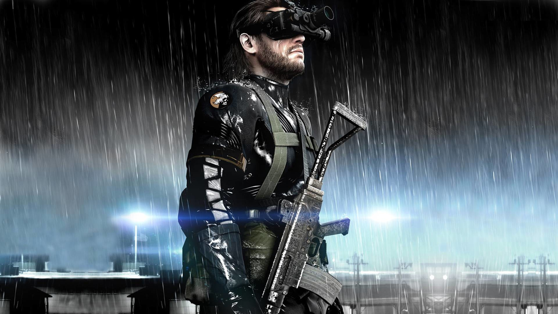 1920x1080 Metal Gear Solid Ground Zeroes Wallpapers In HD Â« GamingBolt.com .