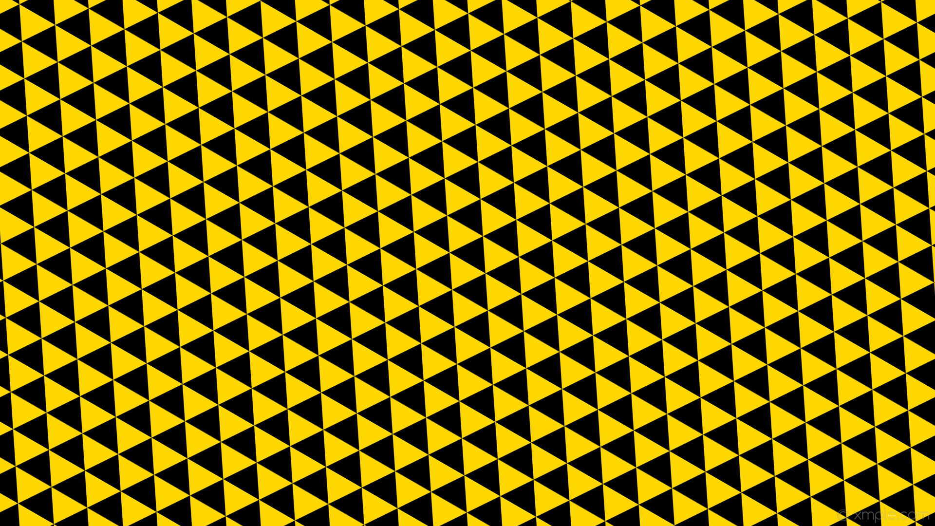 1920x1080 wallpaper black triangle yellow gold #000000 #ffd700 150° 85px 127px