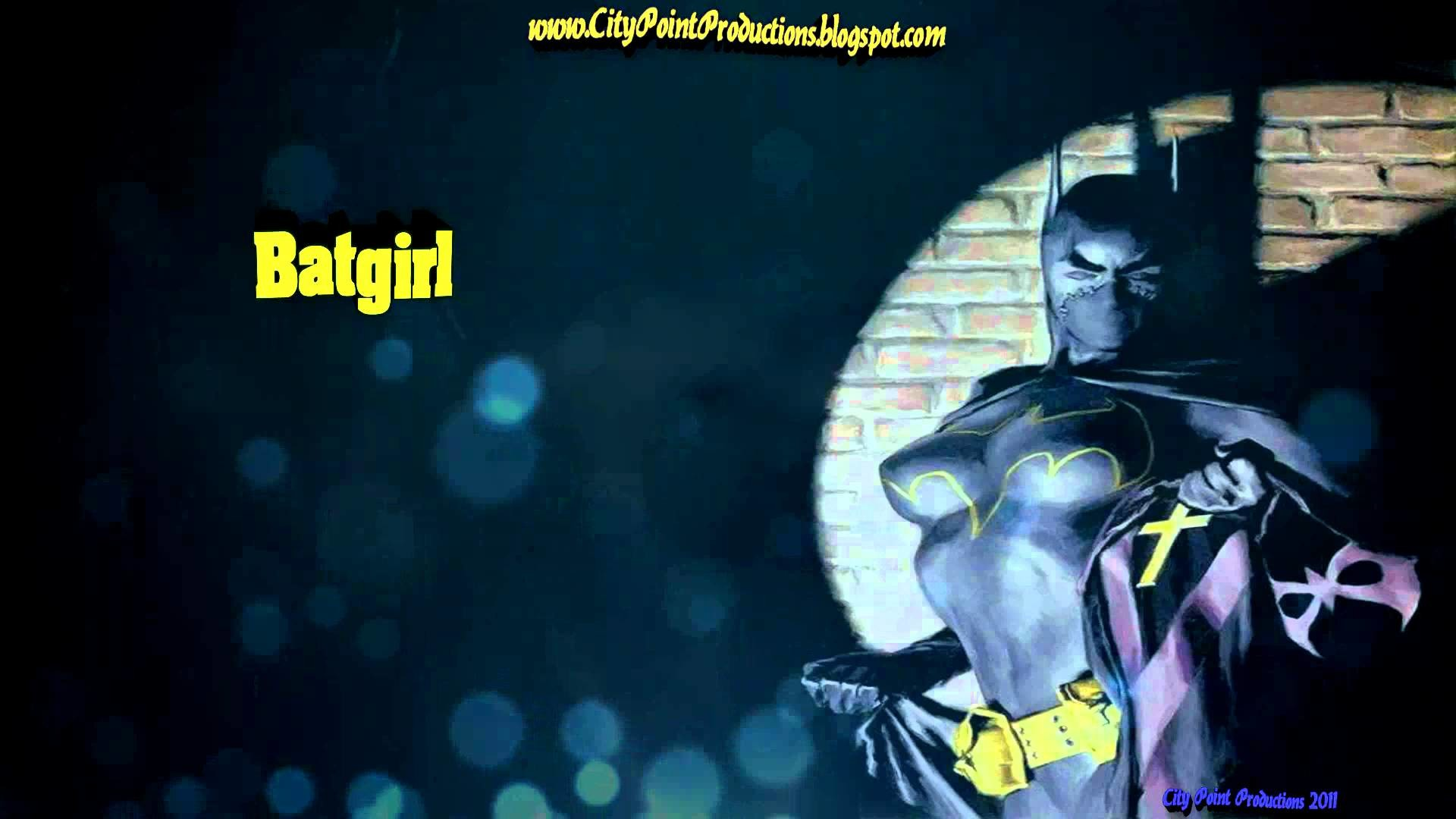 1920x1080 Batman Arkham City - Batgirl Windows 7 Wallpaper 03