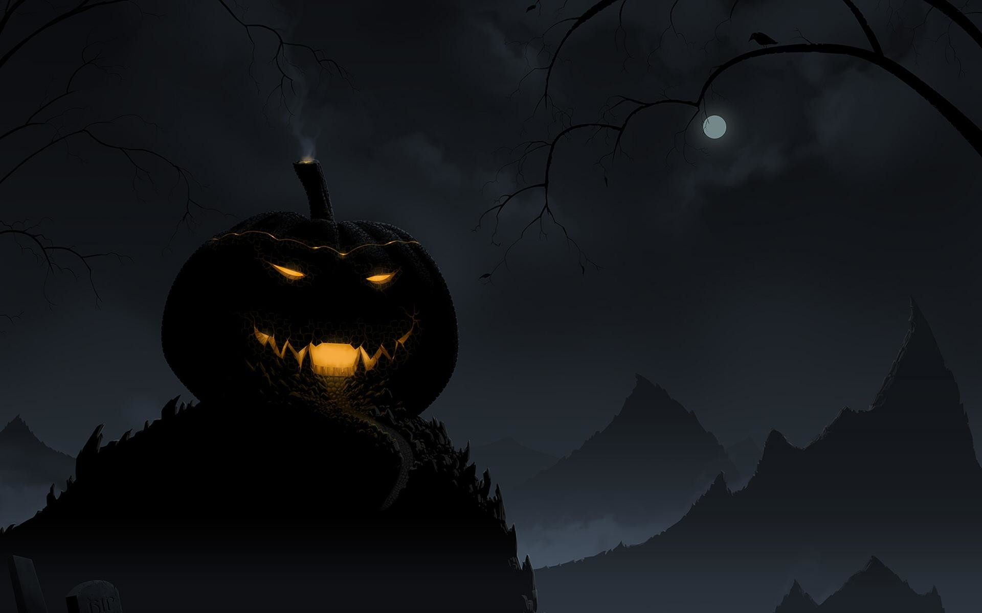 1920x1200 Spooky Halloween – Festival Collections