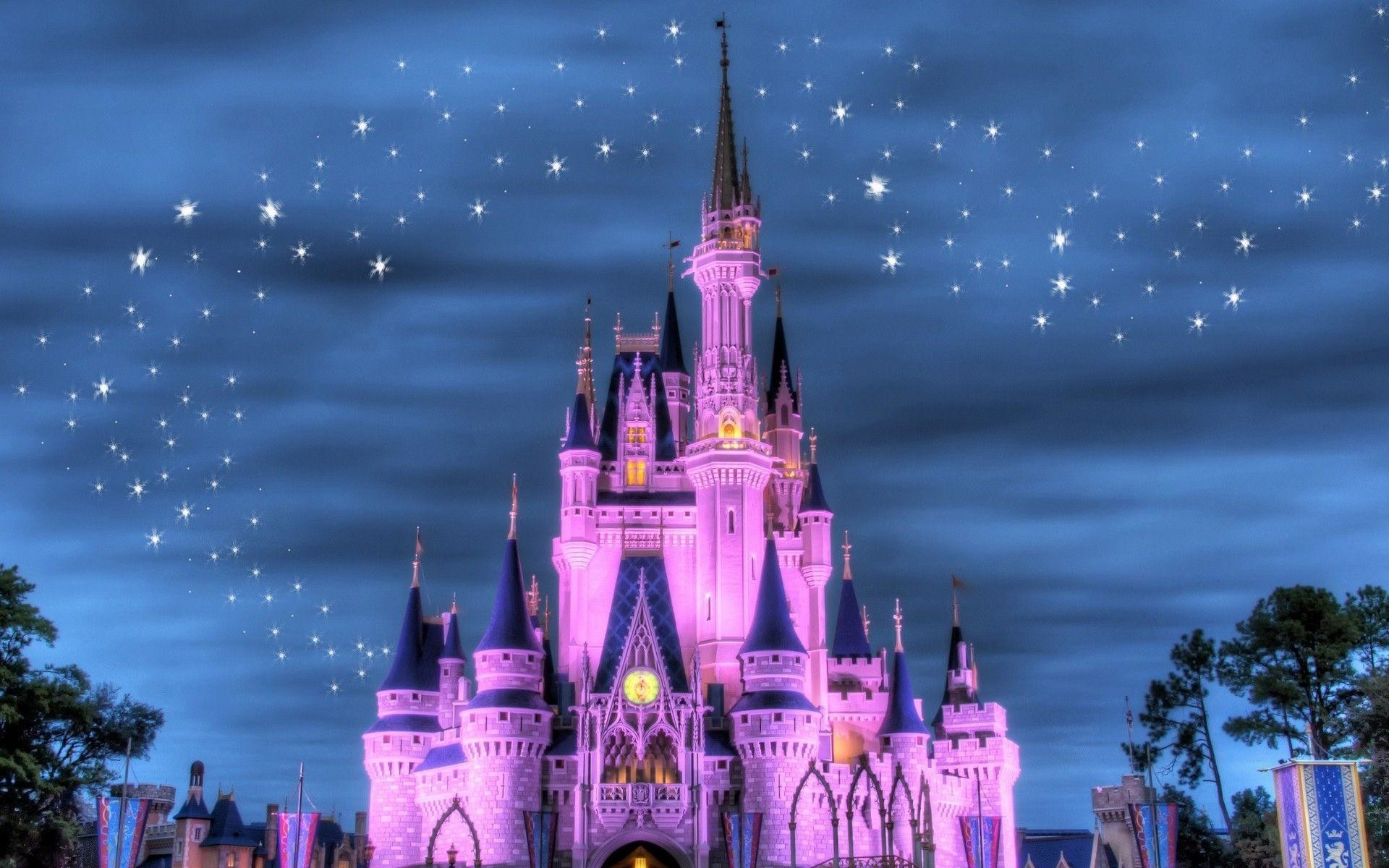Disney Princess Castle Wallpaper 77 Images