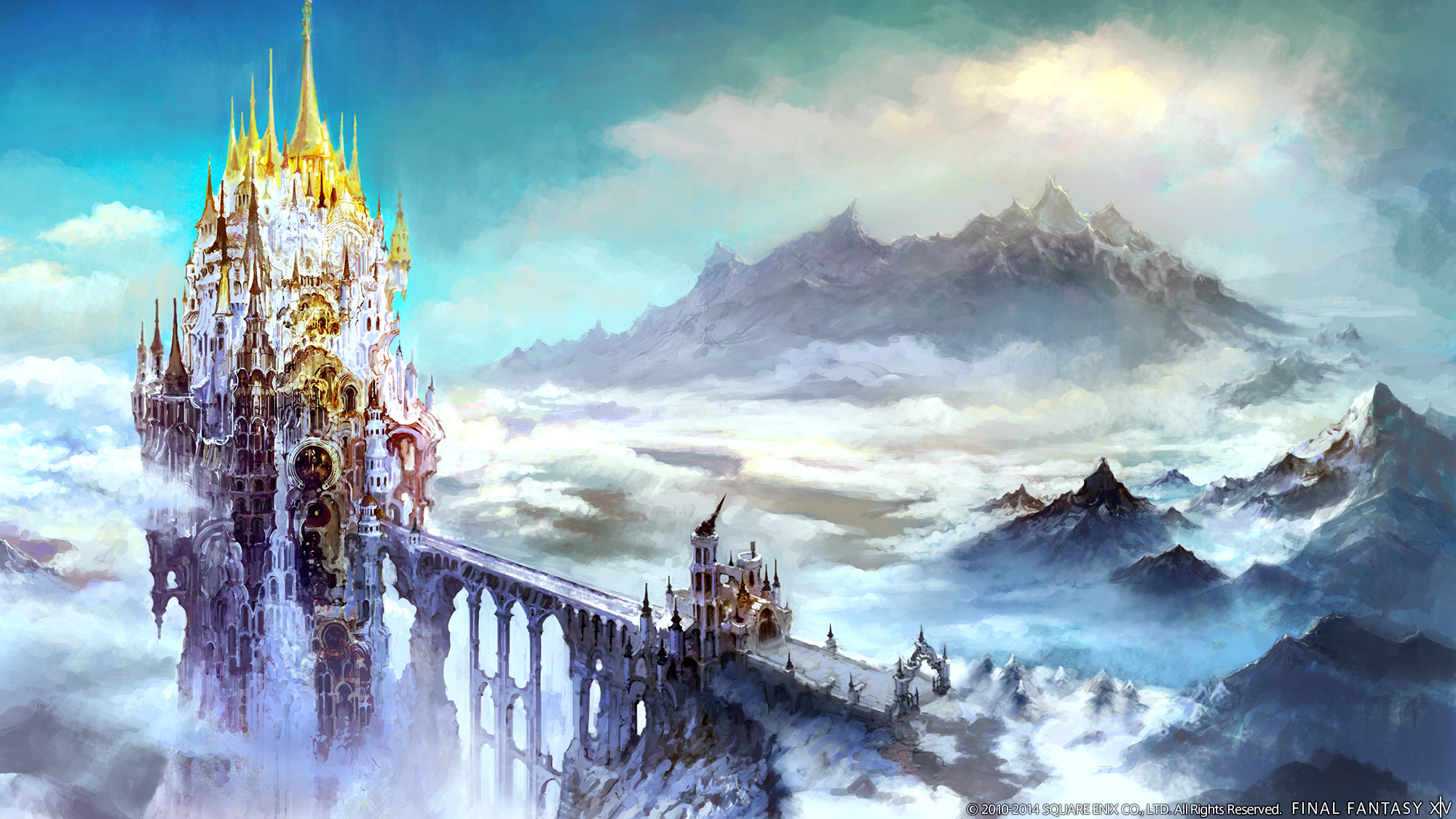 Final fantasy x wallpapers hd 77 images for Fantasy wallpaper hd