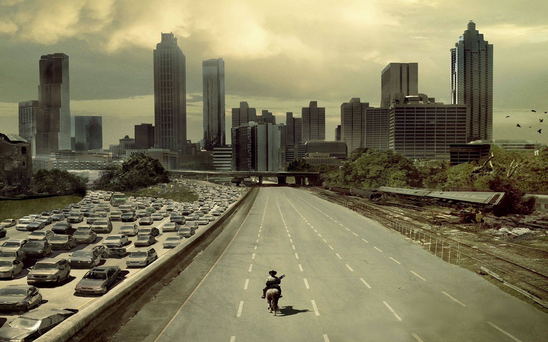 Wallpaper of the Walking Dead (66+ images)