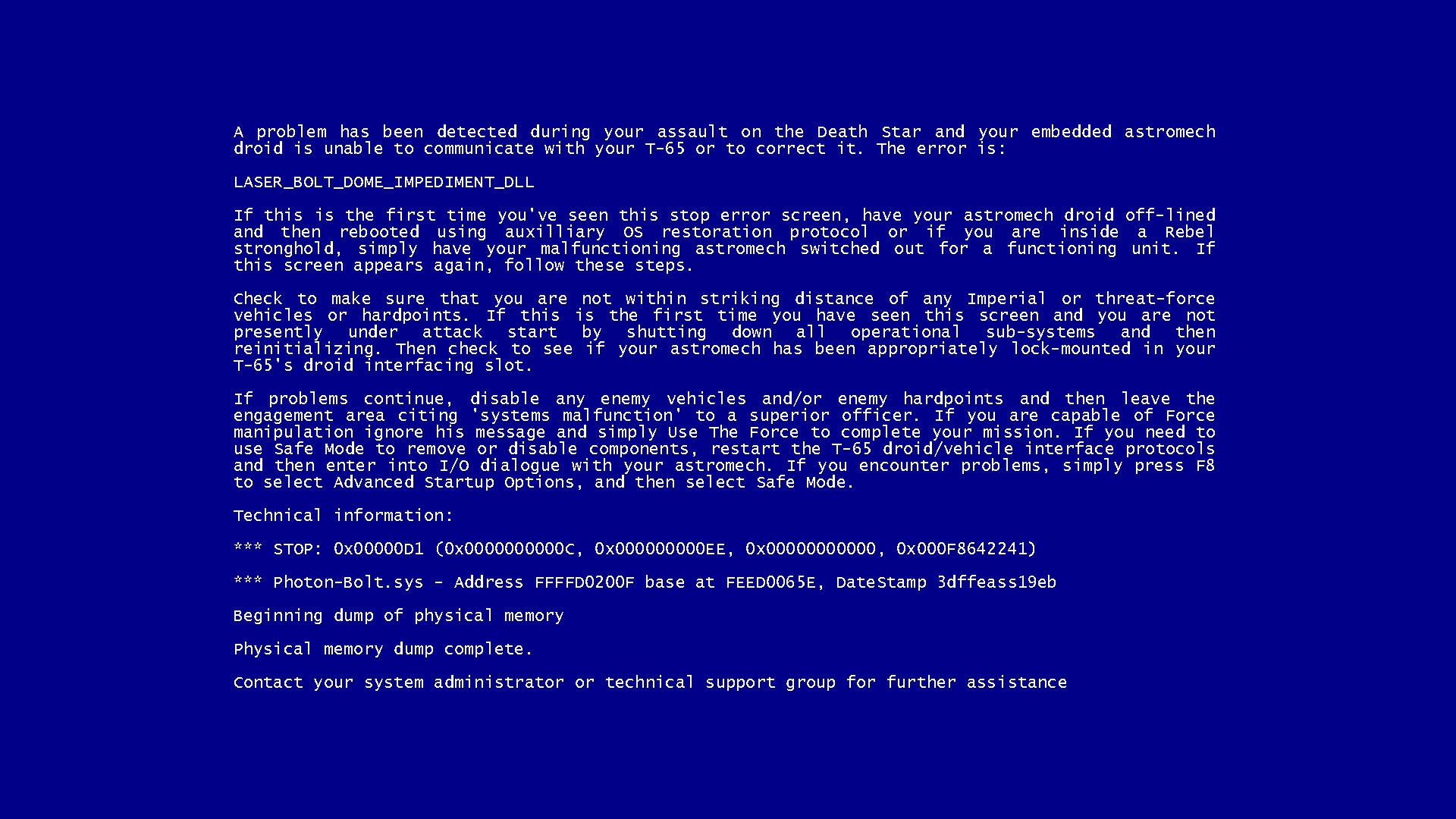Blue Screen Error Wallpaper 72 Images