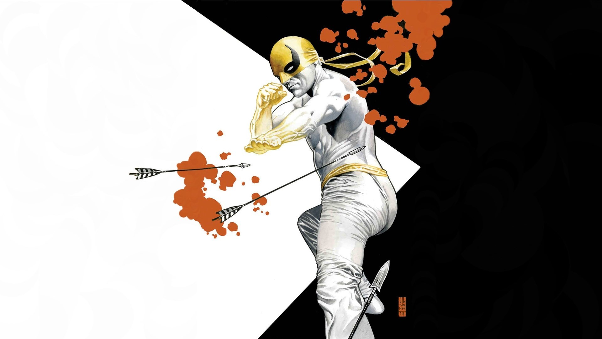 1920x1080 Wallpapers for Desktop: iron fist the living weapon picture (Andrea Nail  )