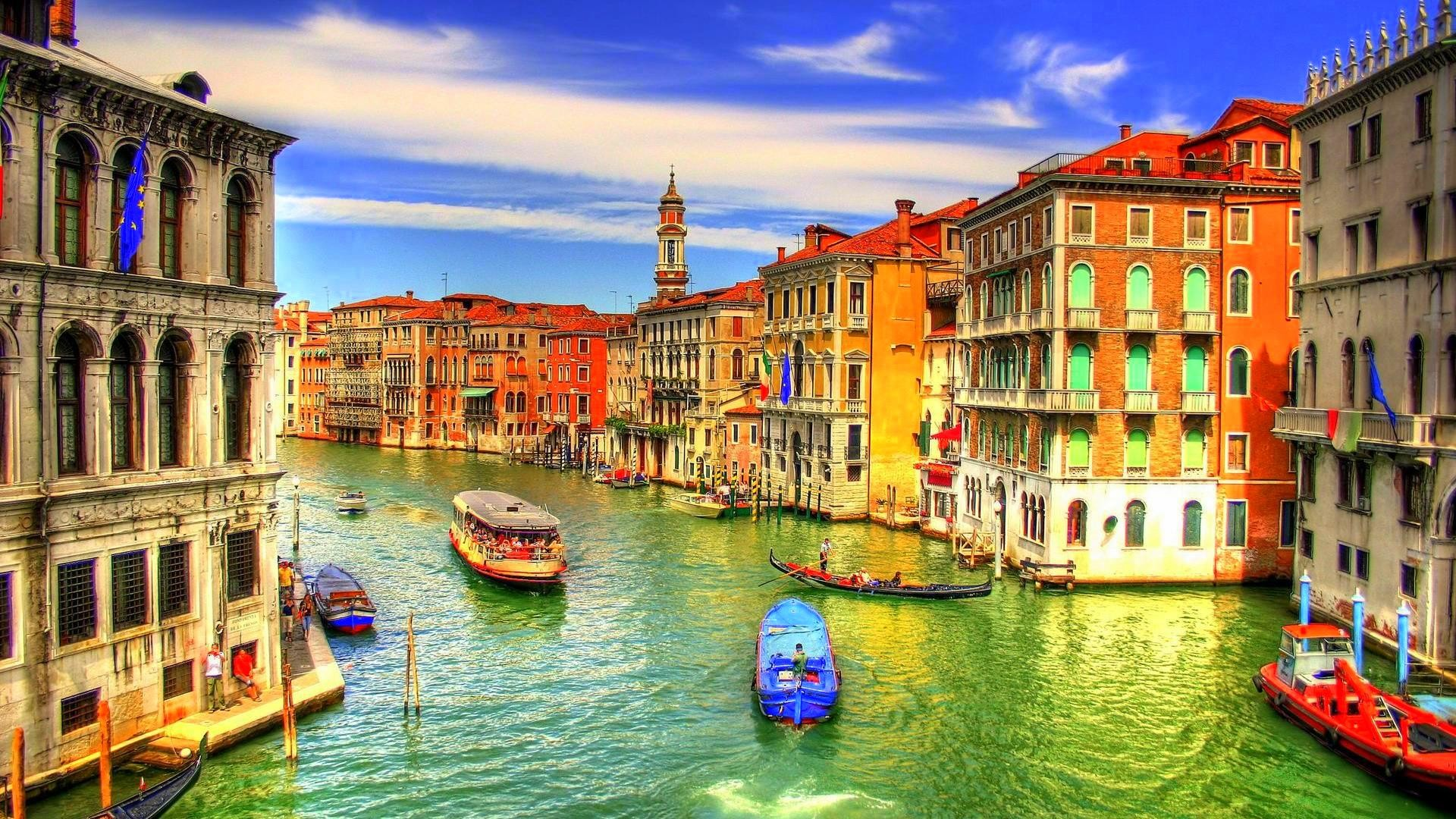 1920x1080 Venice City World Beautiful places HD Wallpapers