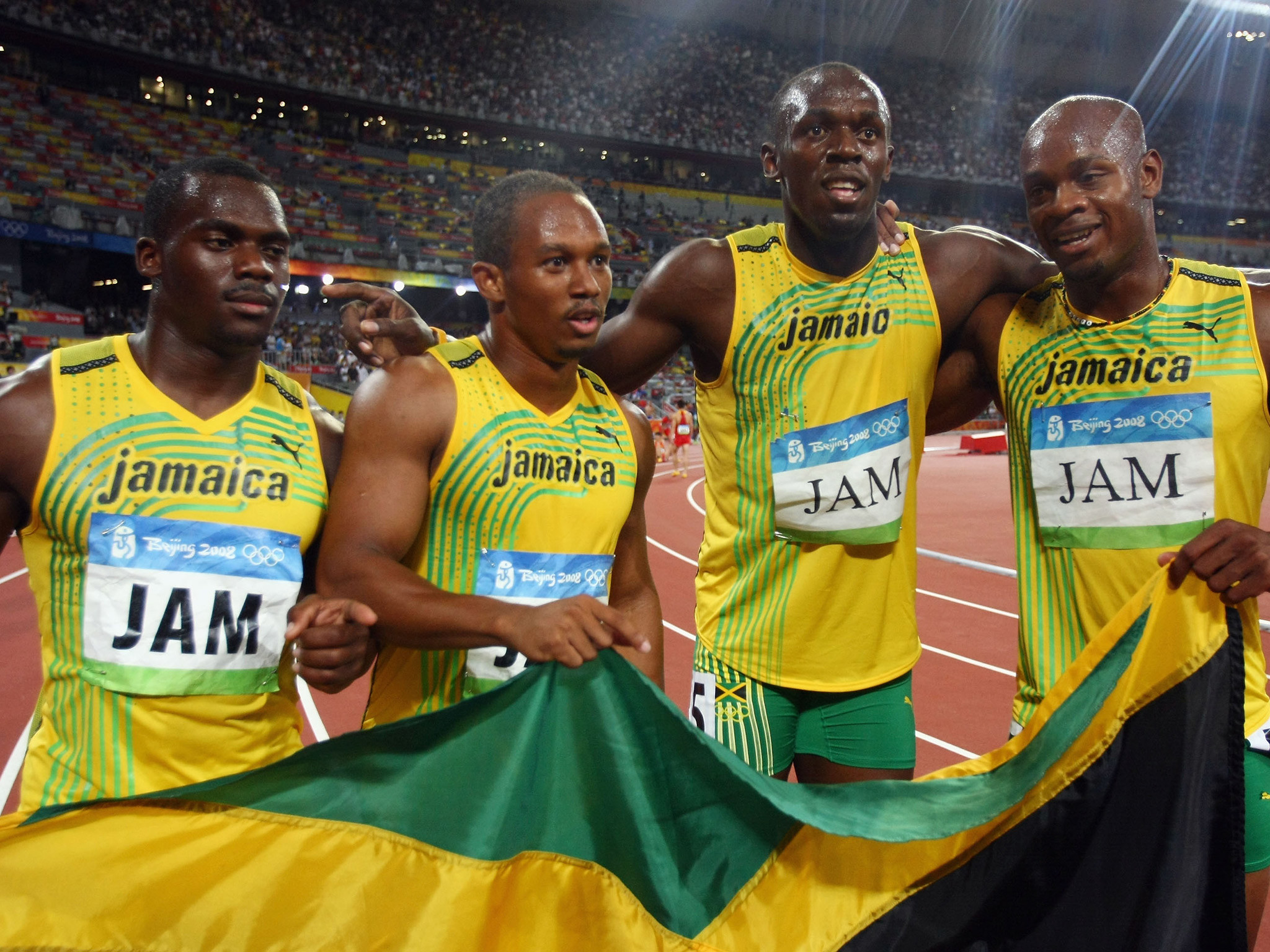 2048x1536 Usain Bolt could be stripped of gold medal after Jamaican team-mate Nesta  Carter allegedly fails 2008 drug test | The Independent