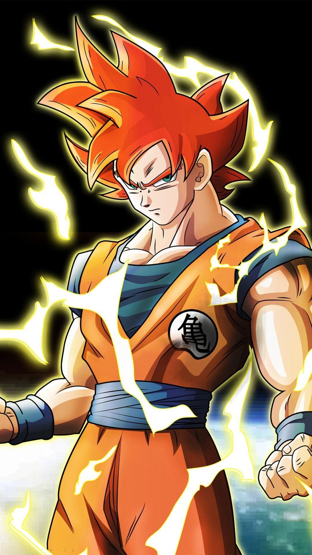 Goku iPhone Wallpaper (64+ images)