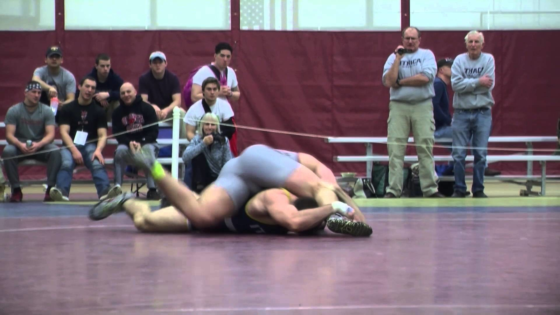 1920x1080 Springfield College Wrestling Lands Two Champions at NCAA Northeast  Regionals