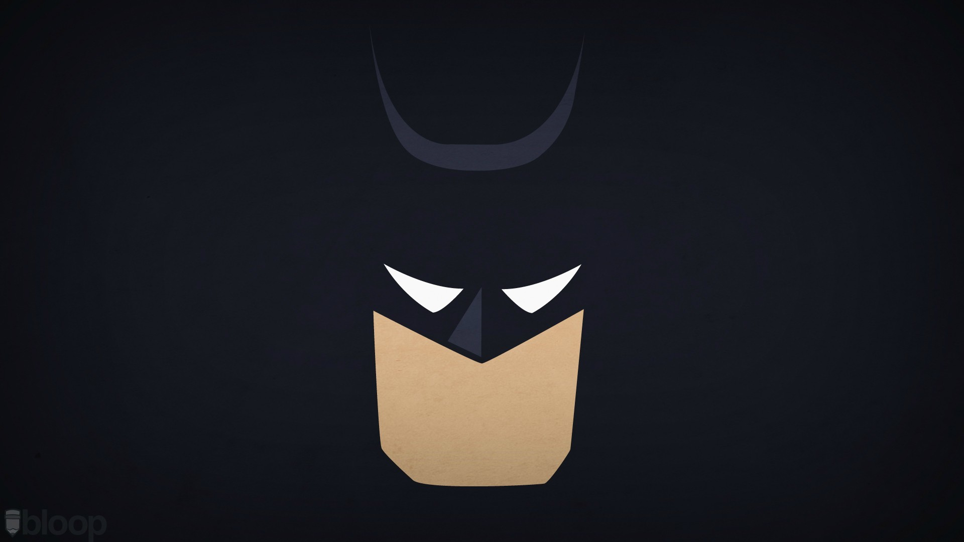 1920x1080 Minimalist Superhero Wallpapers by bloOp