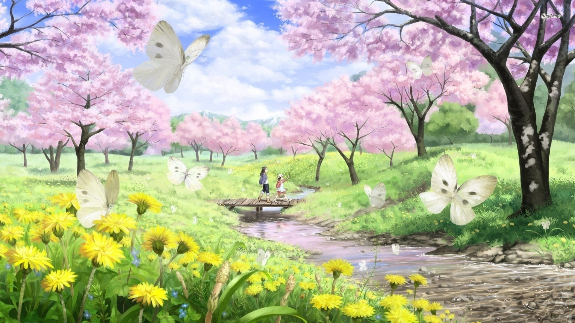 1920x1080 spring desktop background pictures free