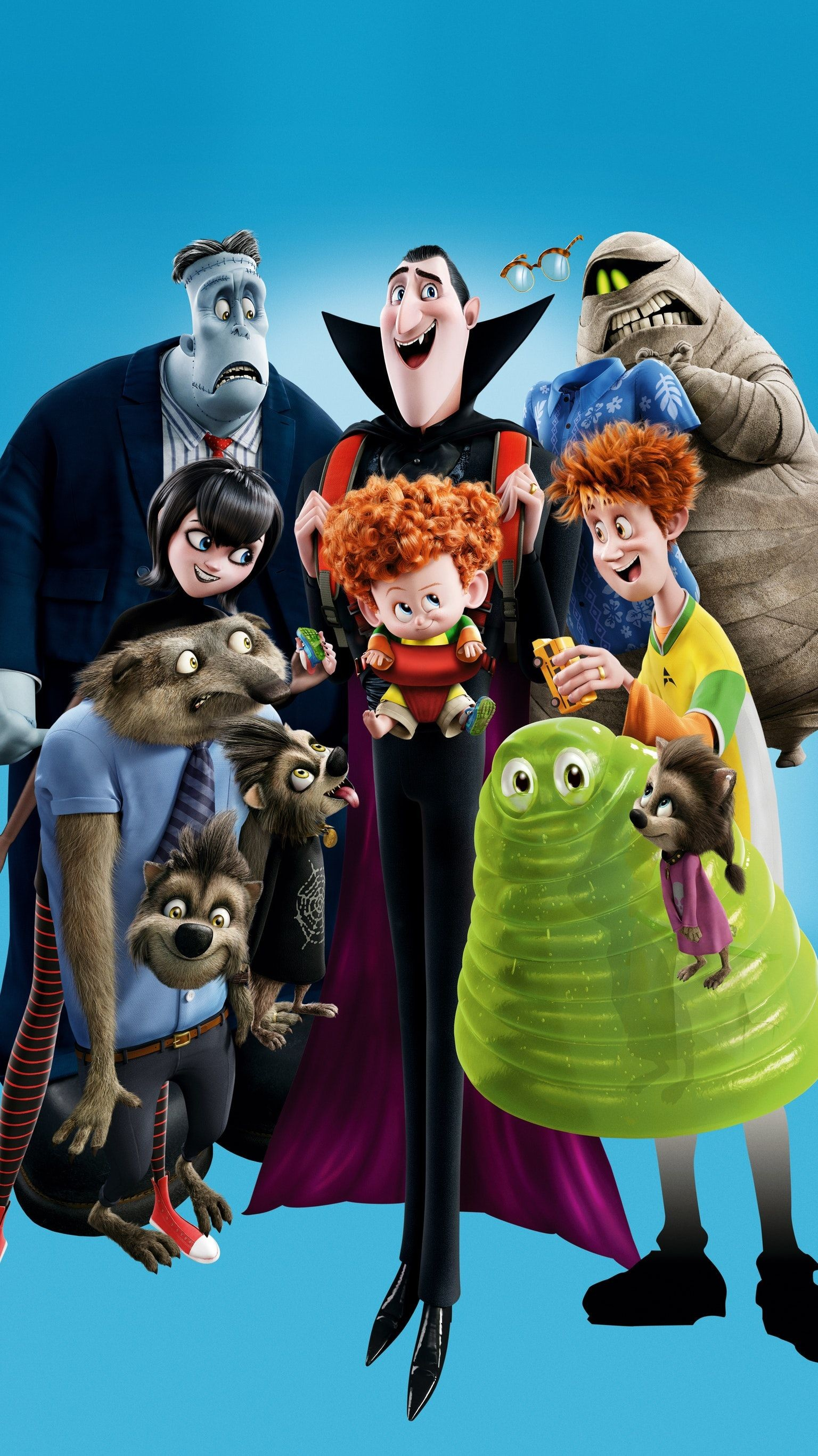 1536x2733 Hotel Transylvania 2, Movie Wallpapers, Phone Backgrounds, Movies, Food  Cakes, Wallpaper