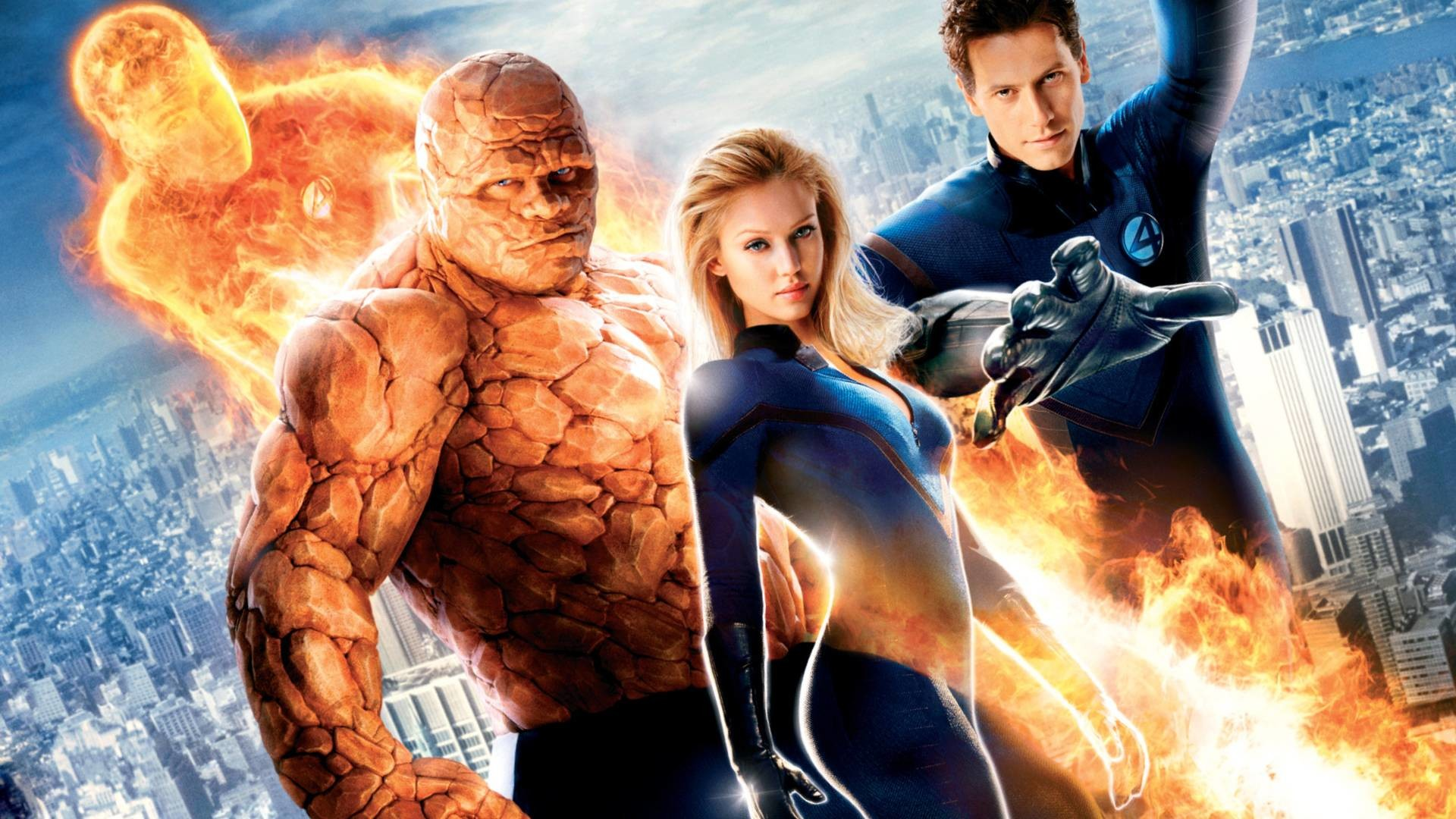 1920x1080 <b>Fantastic Four</b> 2015 <b>Wallpaper</