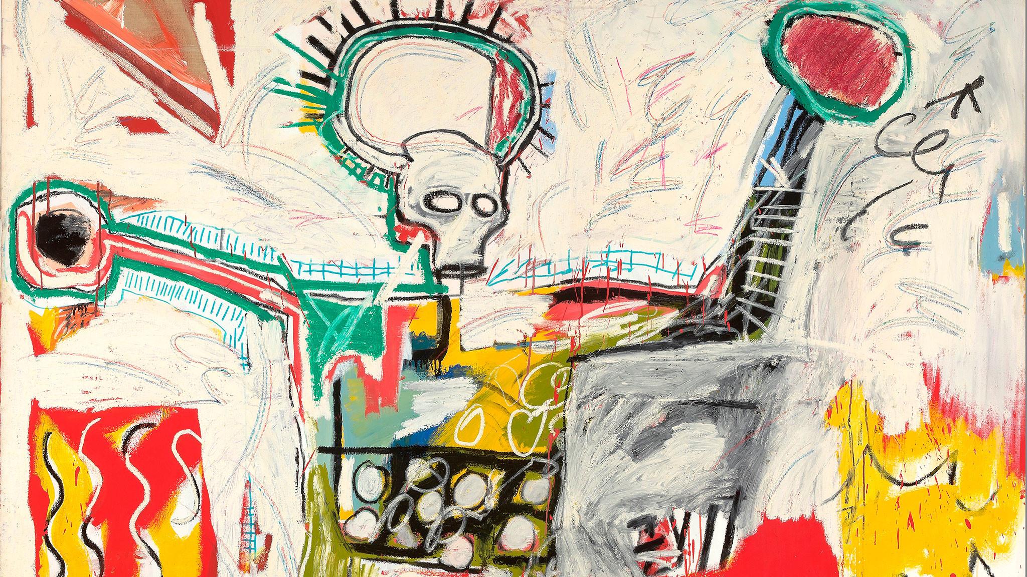 basquiat wallpaper 51 images