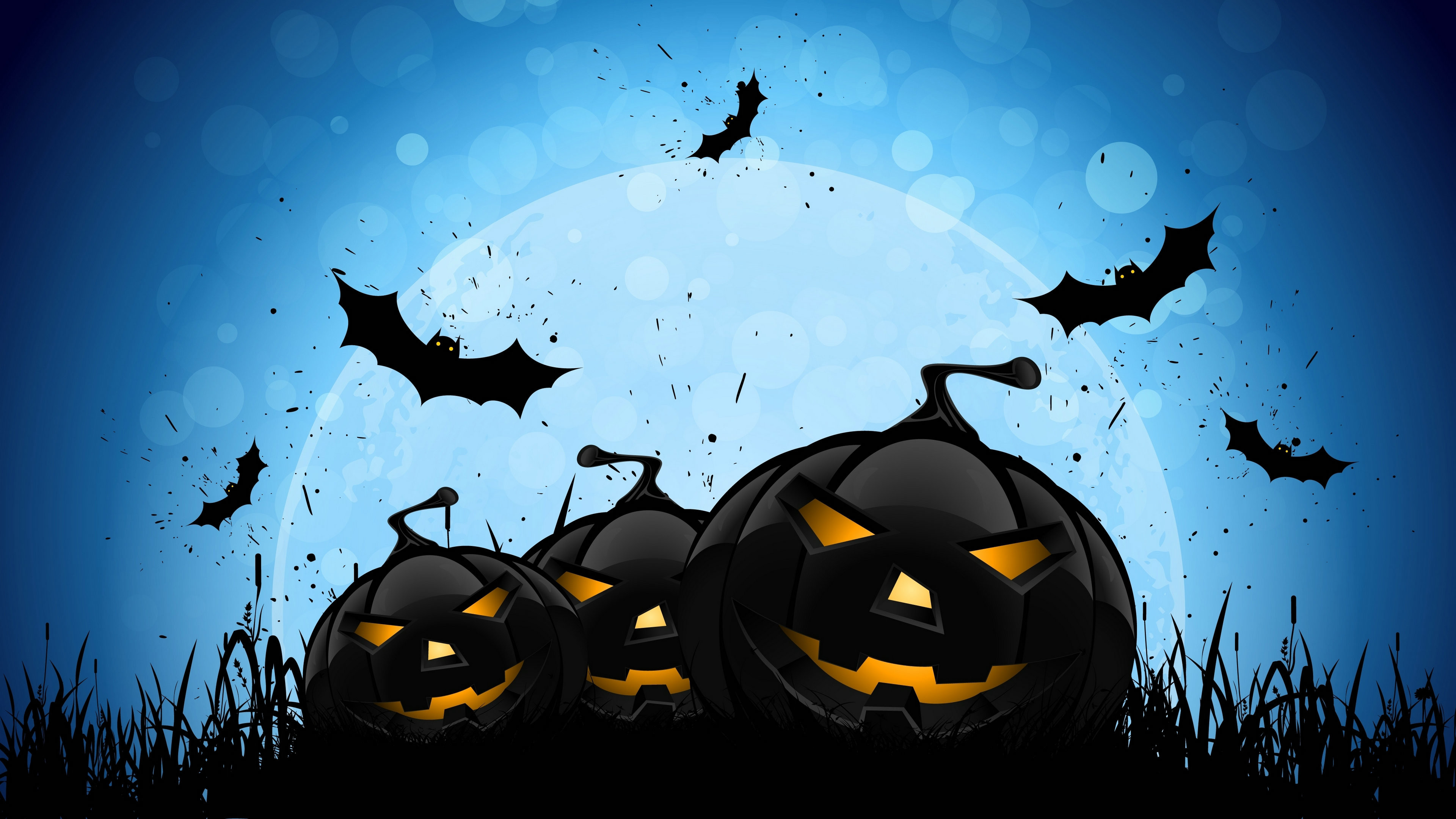 3840x2160 Halloween Wallpapers For Iphone · Cute ...
