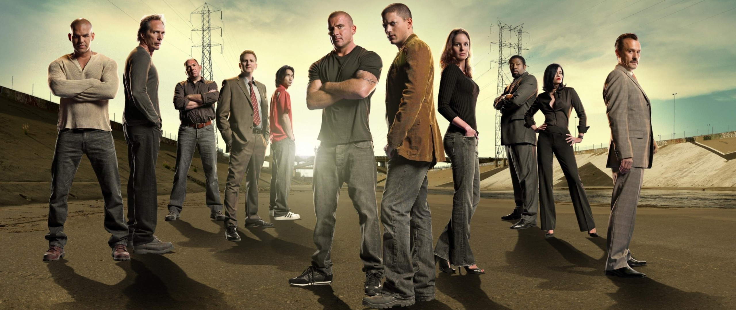 2560x1080 Download Wallpaper  Prison break, Tv show, Actors .