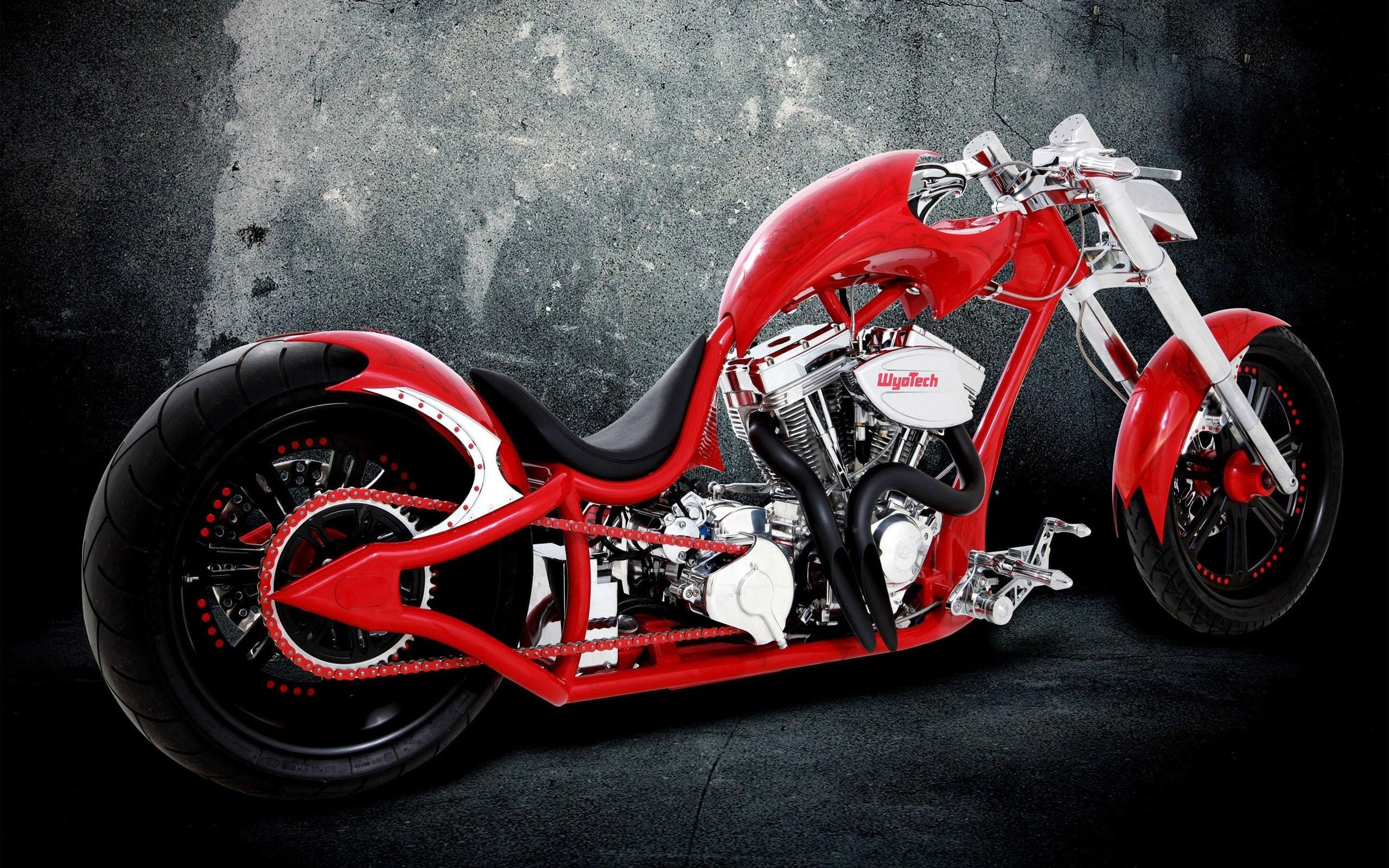 2560x1600 bike, wyotech, orange county chopper, chopper