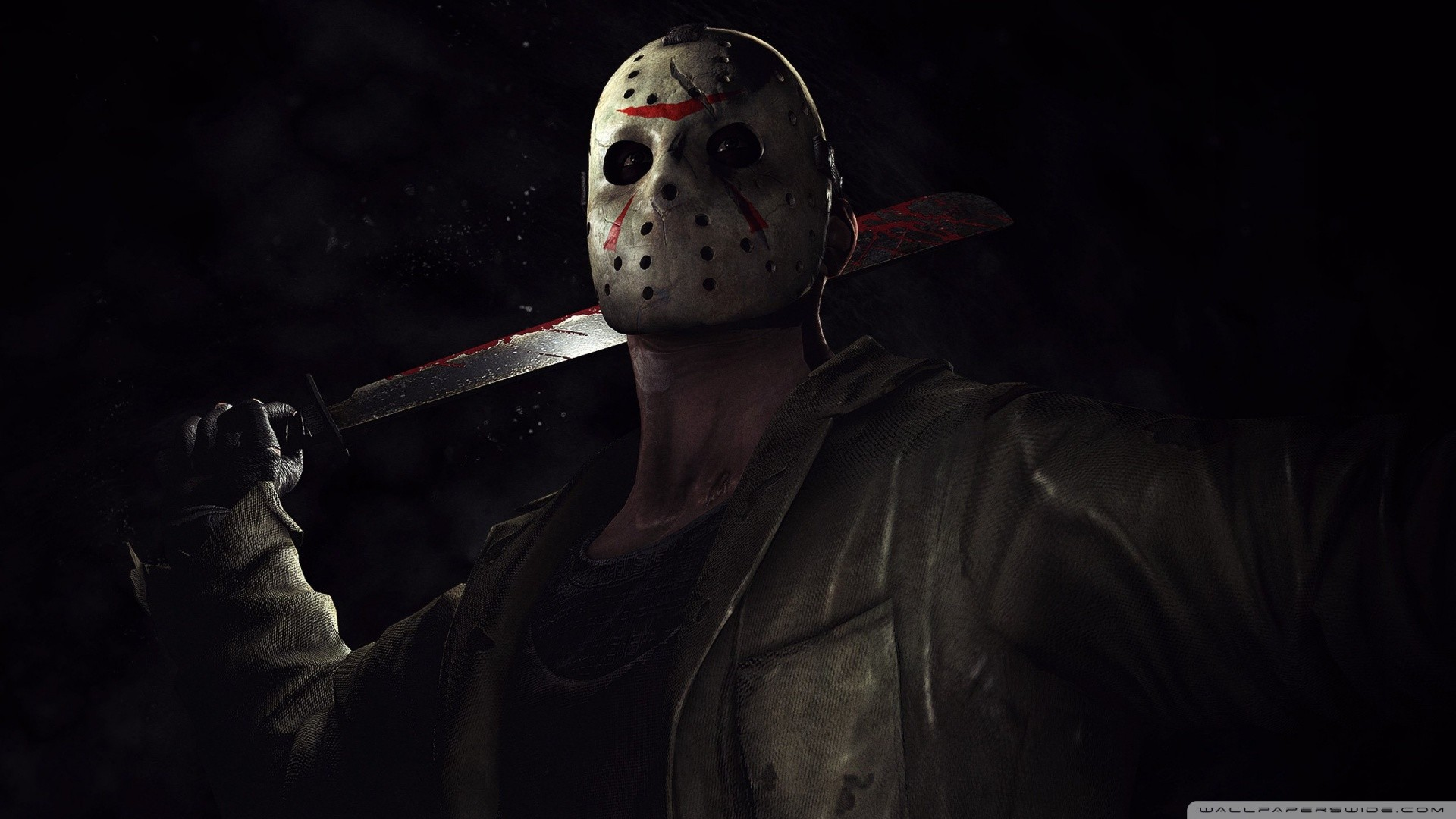 1920x1080 Jason Voorhees Friday the 13th Game Wallpaper #44735