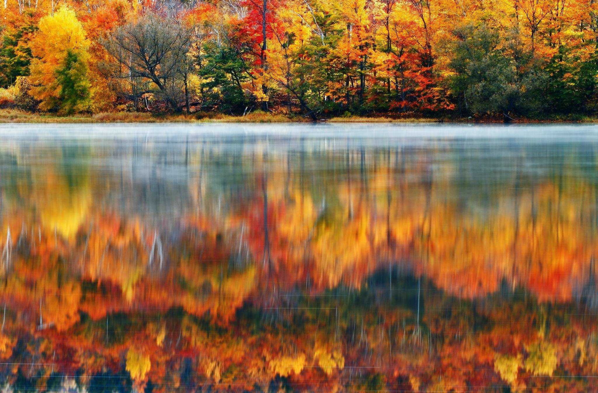 Res: 2048x1345, New England Fall Wallpaper