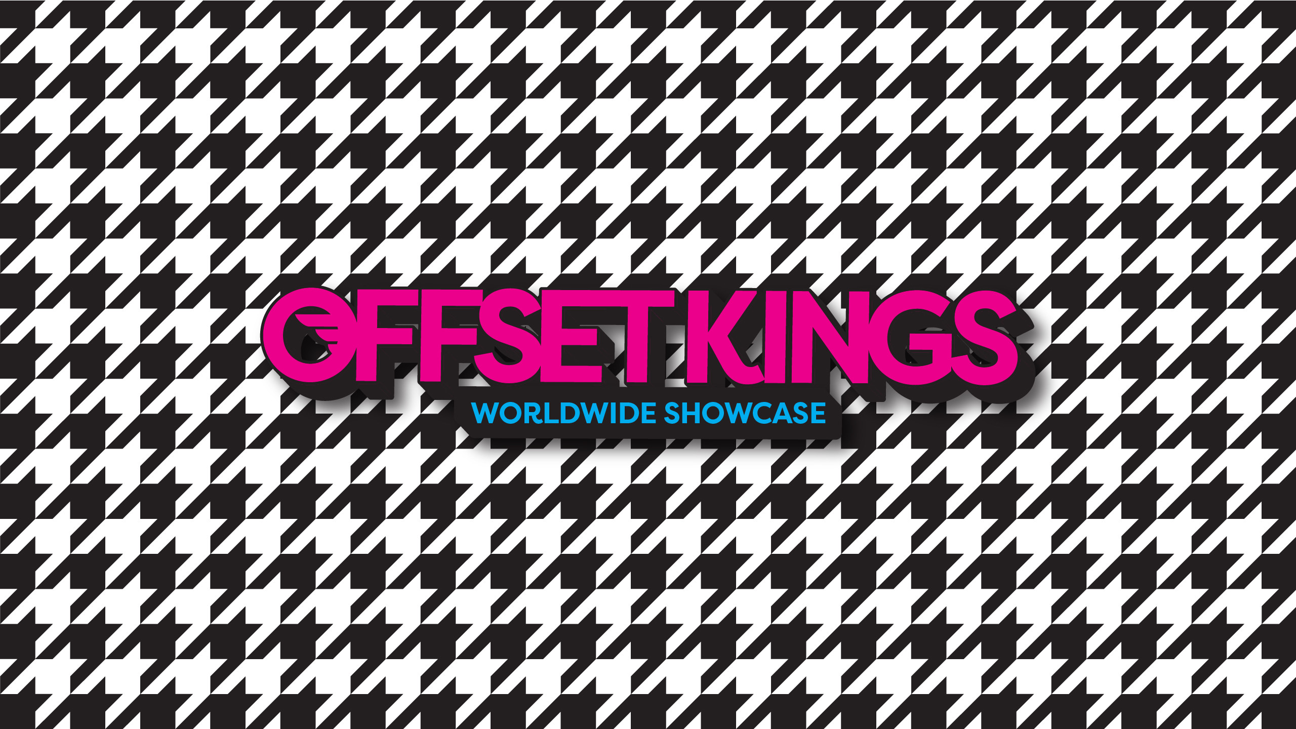 2560x1440 Wallpaper Wednesday: Offset Kings Throwback