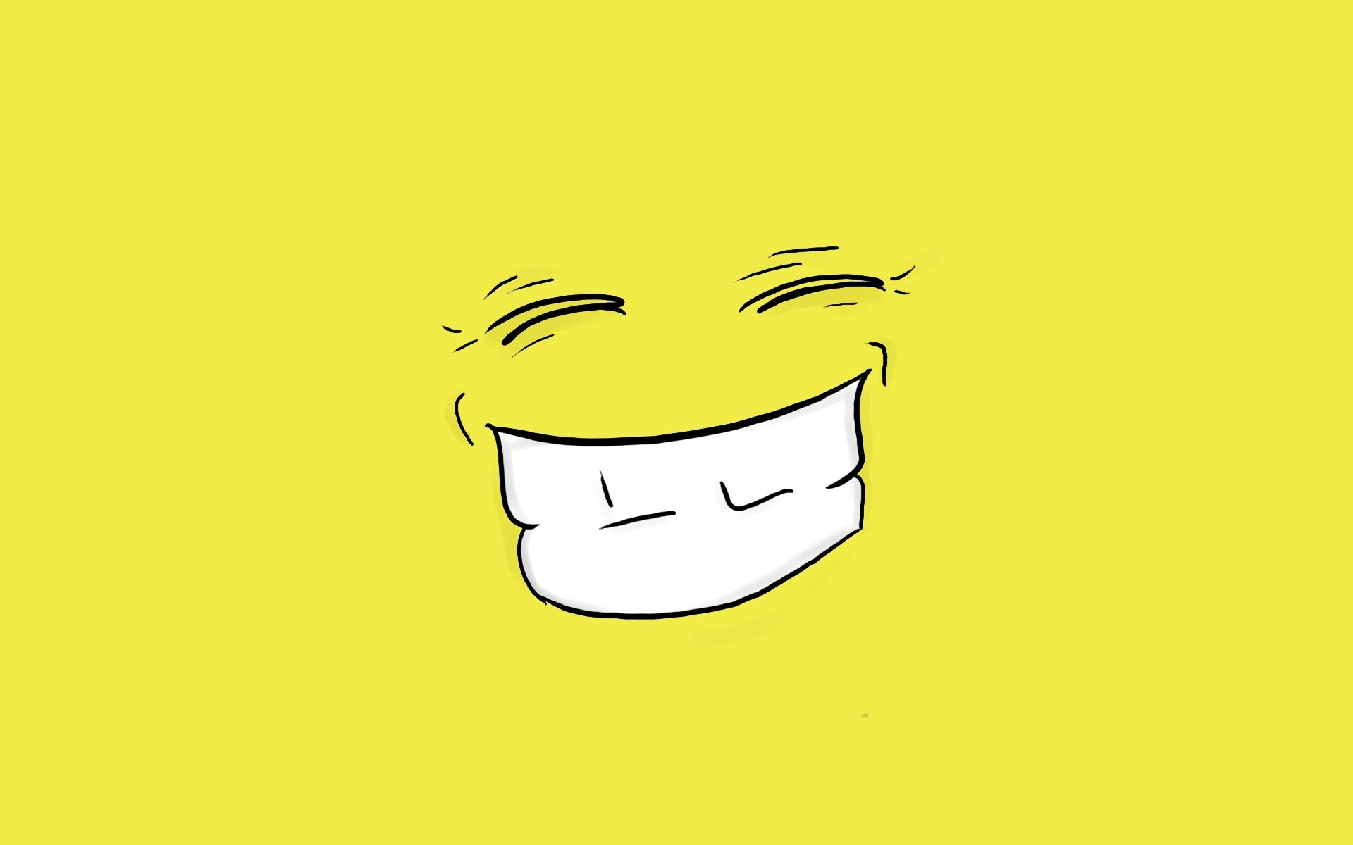 1920x1200 Yellow Smile | 1920 x 1200 | Download | Close