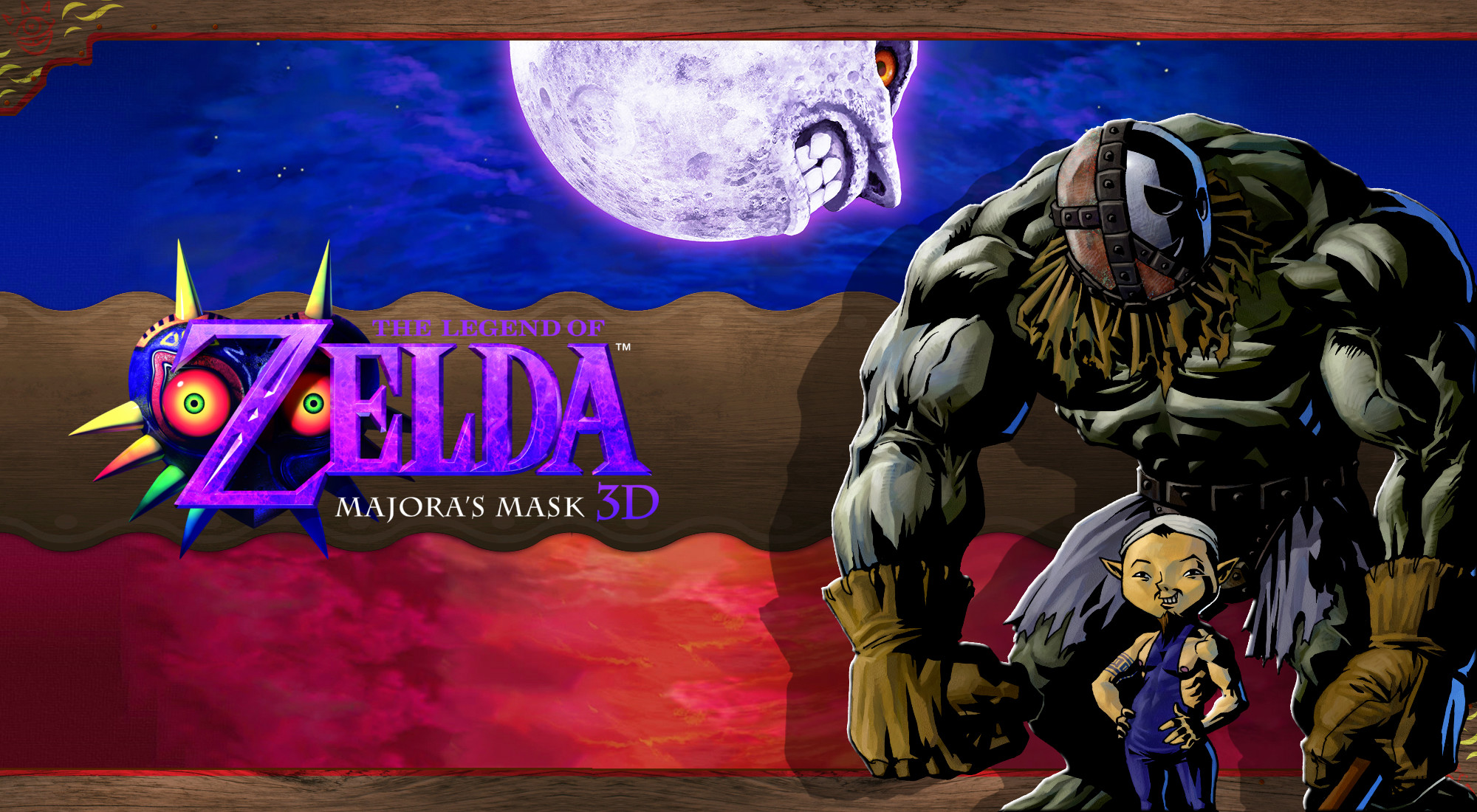 Skull Kid Wallpaper: Majoras Mask Wallpaper (81+ Images