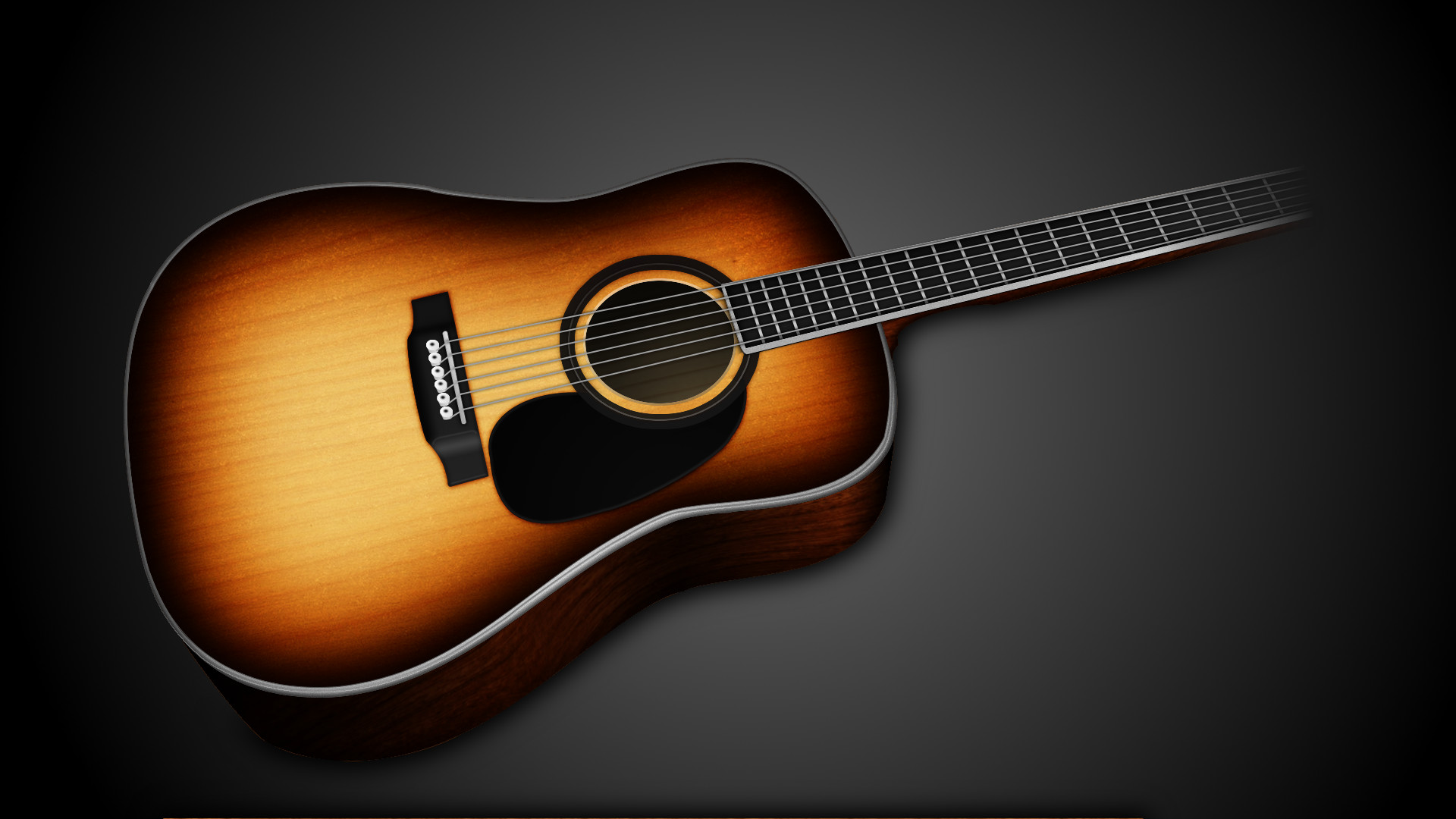 Guitar Wallpapers 1920x1080 Widescreen (74+ images)