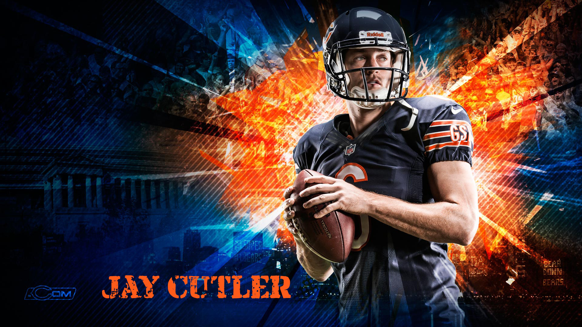 1920x1080 ... Chicago Bears Roster - Jay Cutler
