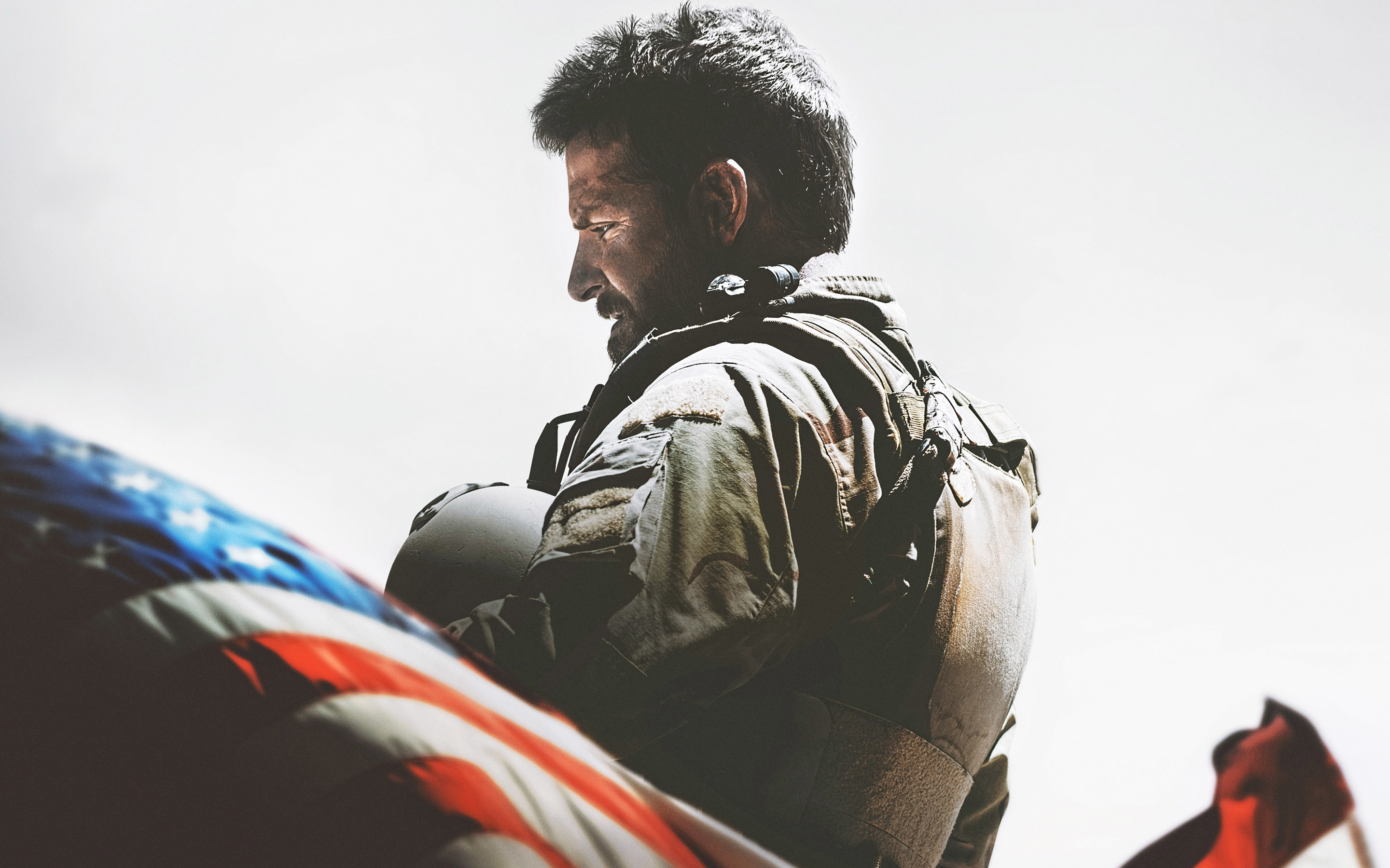2880x1800 American Sniper Poster