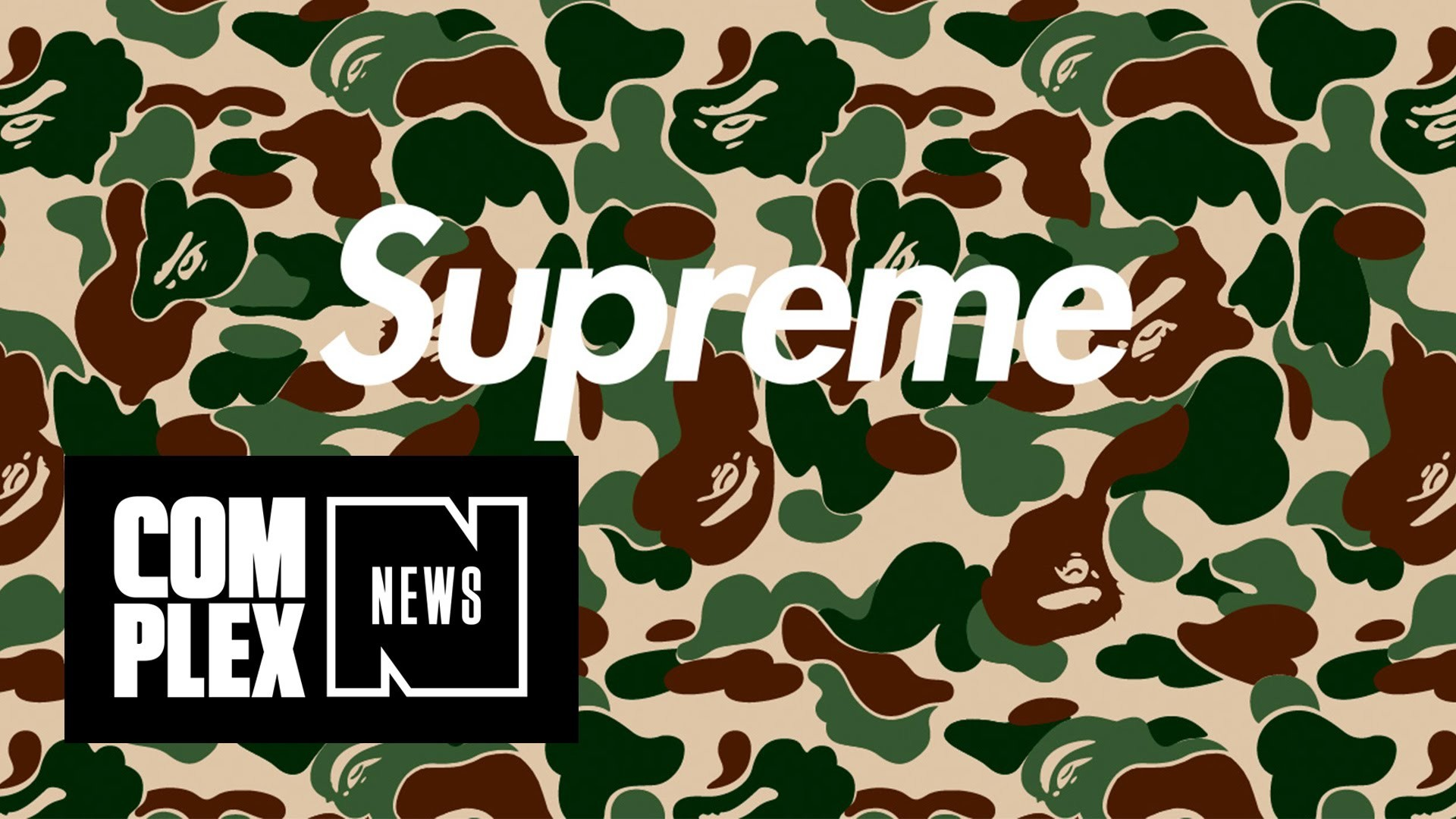 Bape Camo Wallpaper HD (64+ images)