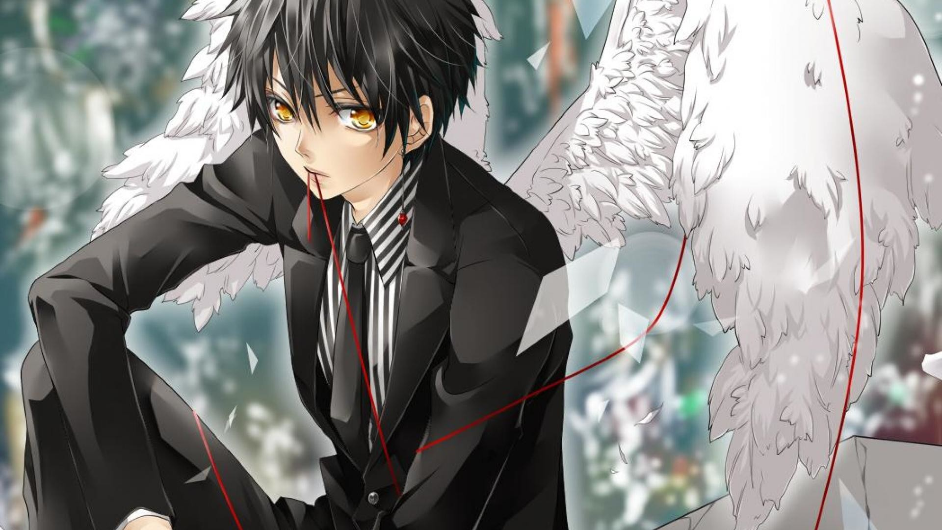 Anime Guy Wallpaper Hd 61 Images