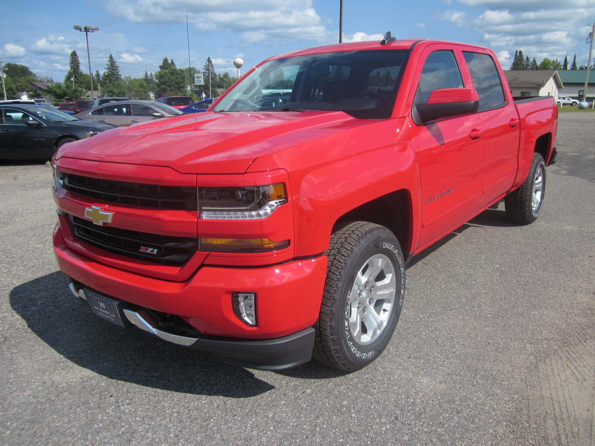 1920x1440 2018 Chevrolet Silverado 1500 Vehicle Photo in Cook, MN 55723