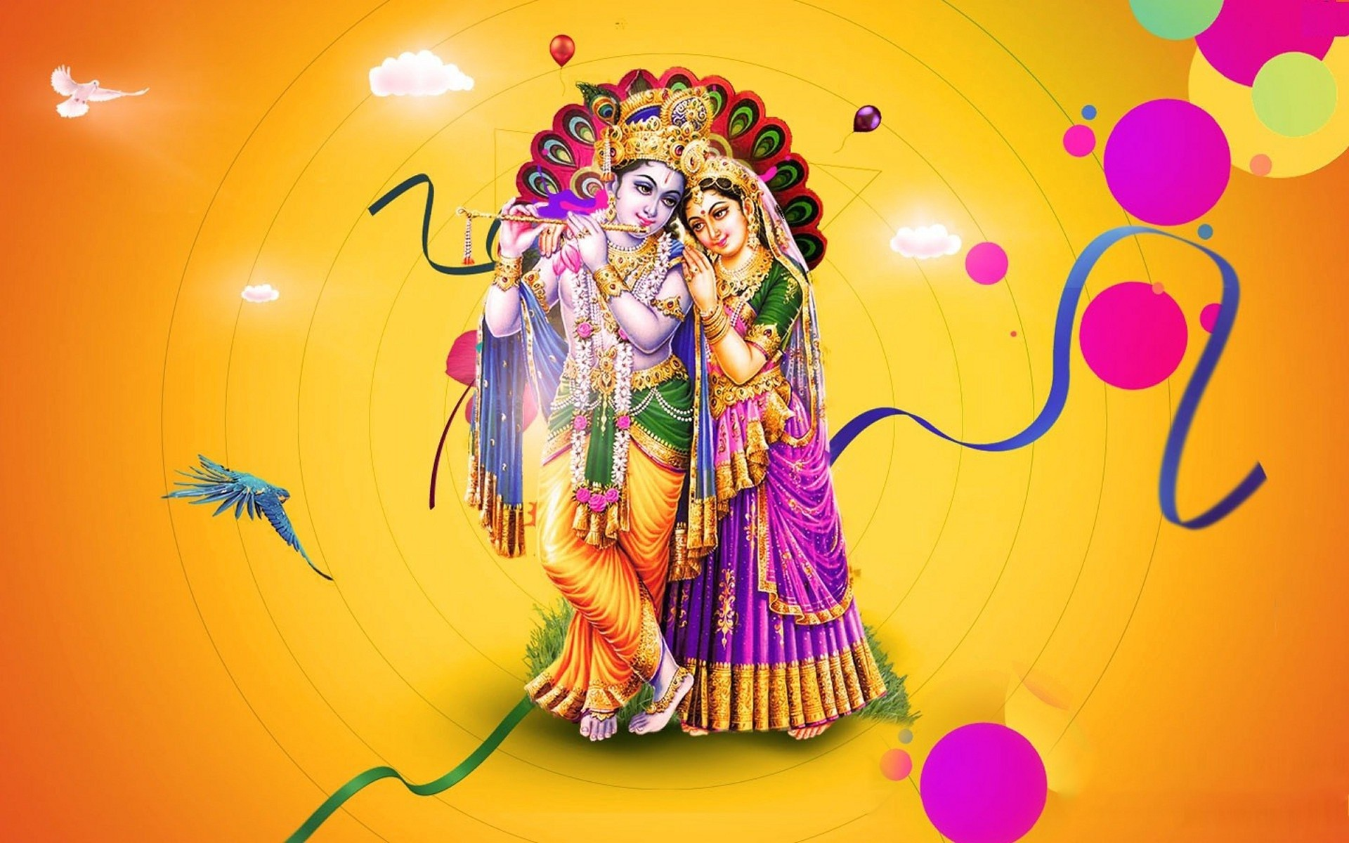 Radha Krishna Hd Wallpapers 68 Images