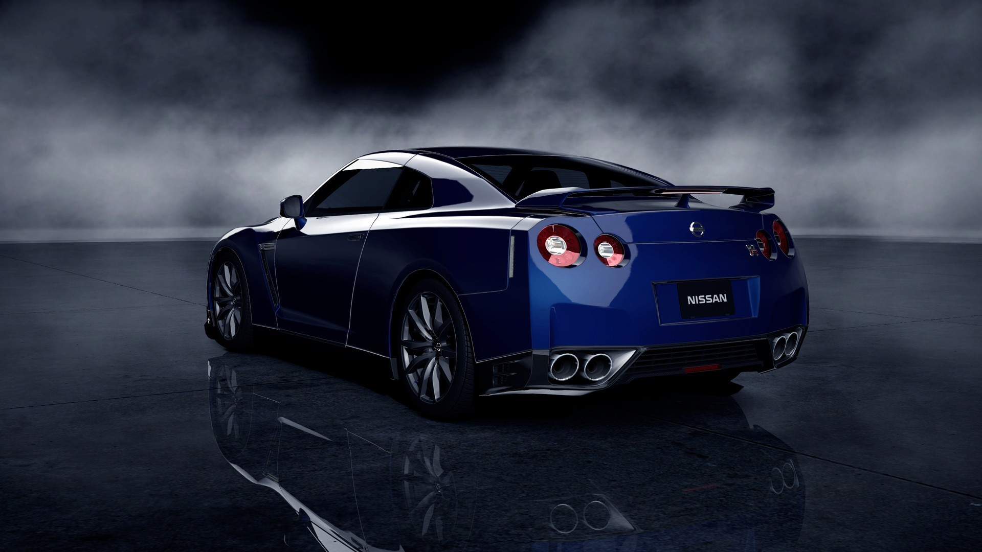 1920x1080 car, Nissan, The Crew, Blue Cars, Nissan Skyline GT R R34 Wallpaper HD