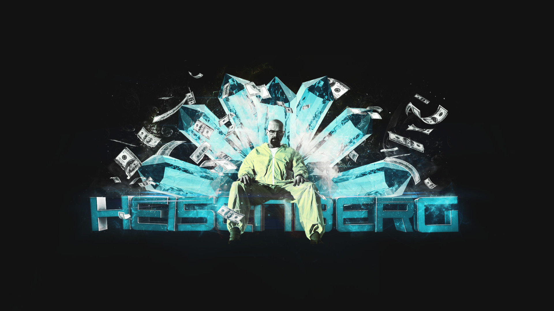 1920x1080 Heisenberg - Breaking Bad HD Wallpaper