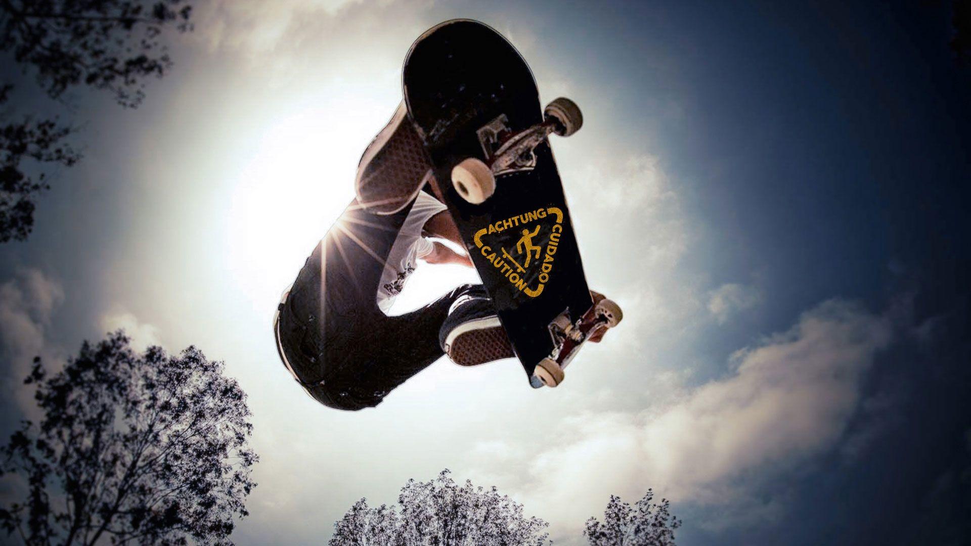 2816x2112 BGirl Skateboard Wallpaper B
