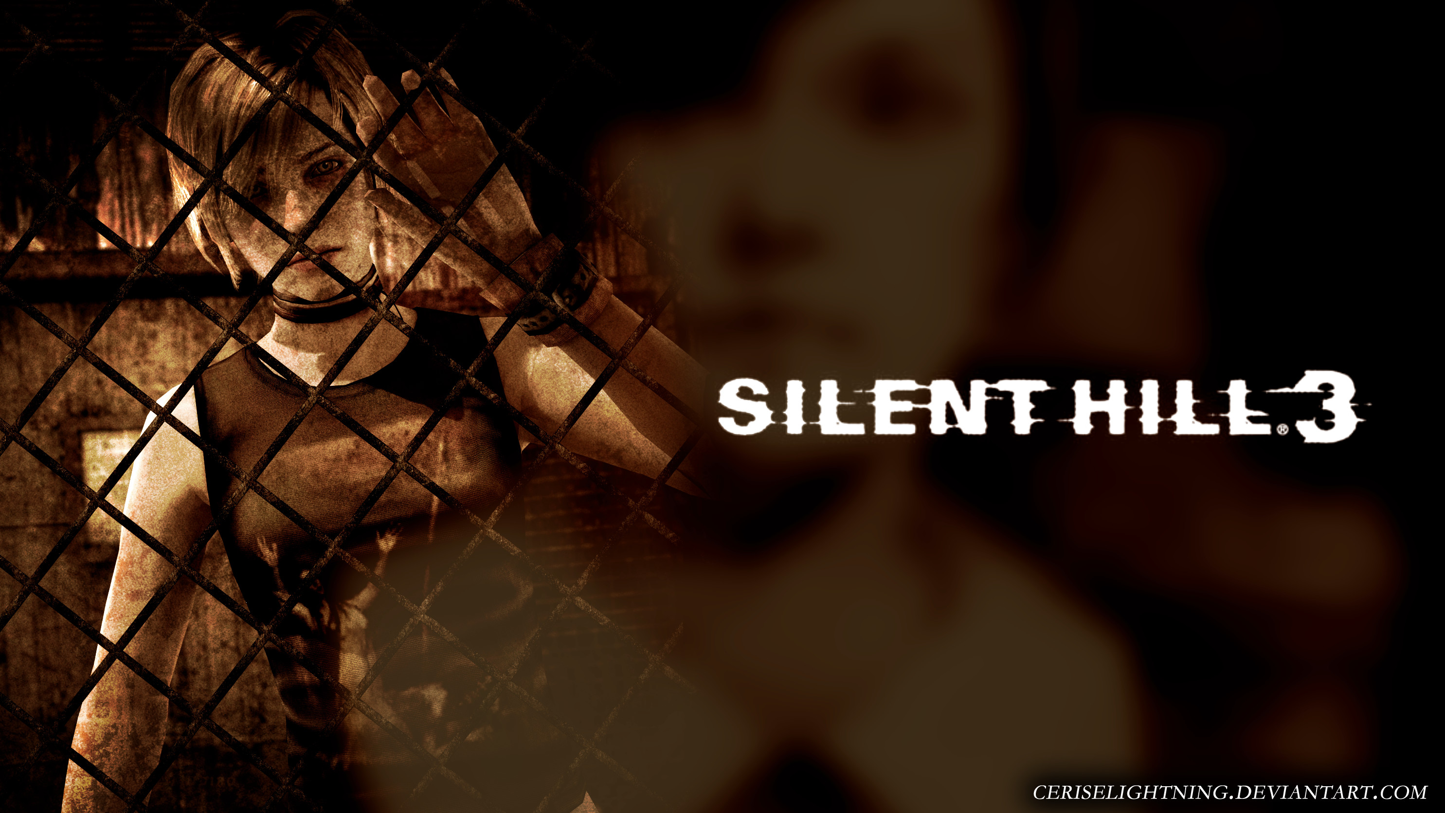 2970x1671 Silent Hill 3 Wallpaper by ceriselightning Silent Hill 3 Wallpaper by  ceriselightning