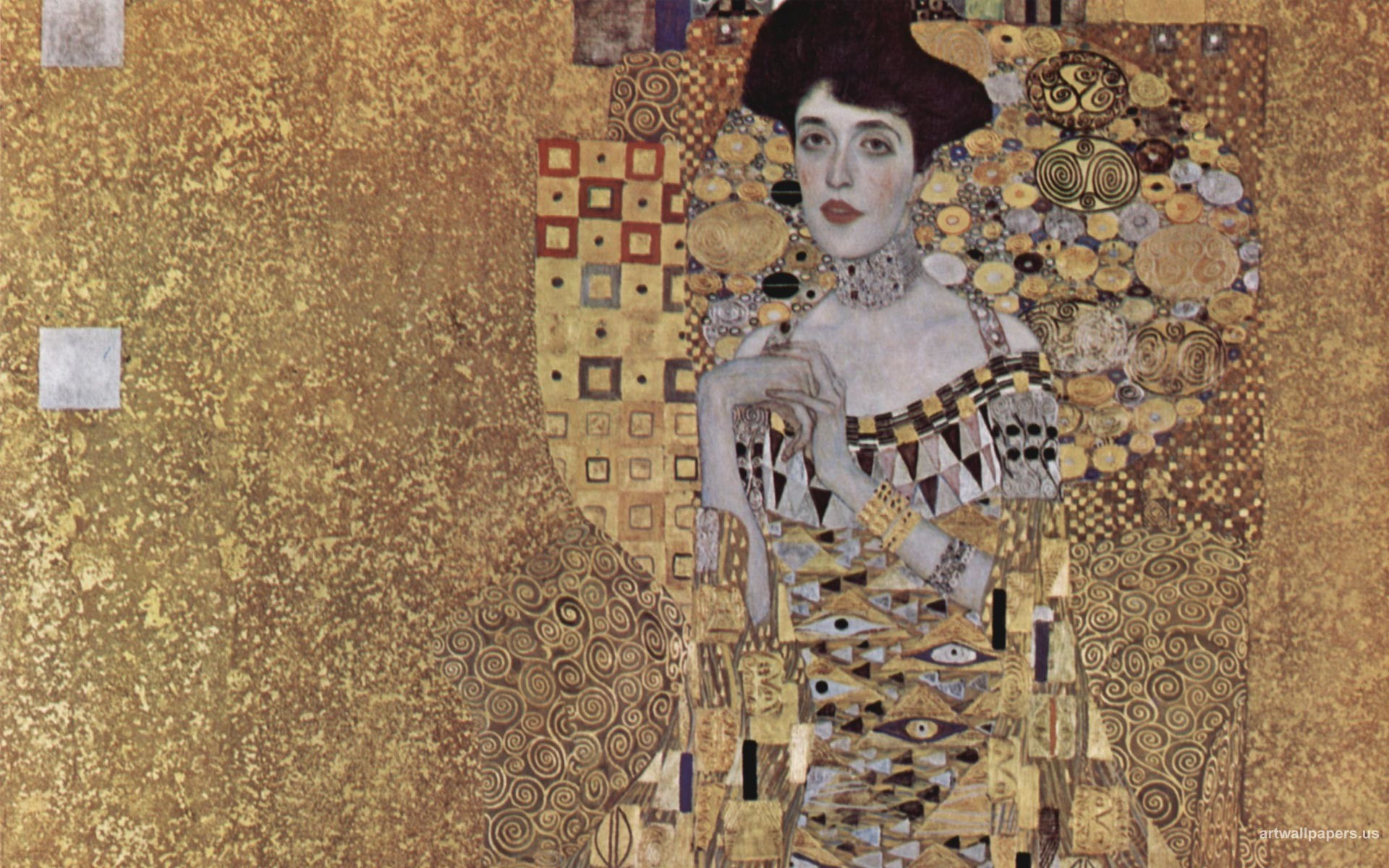 1920x1200 Gustav Klimt Wallpaper, Art Paintings 2