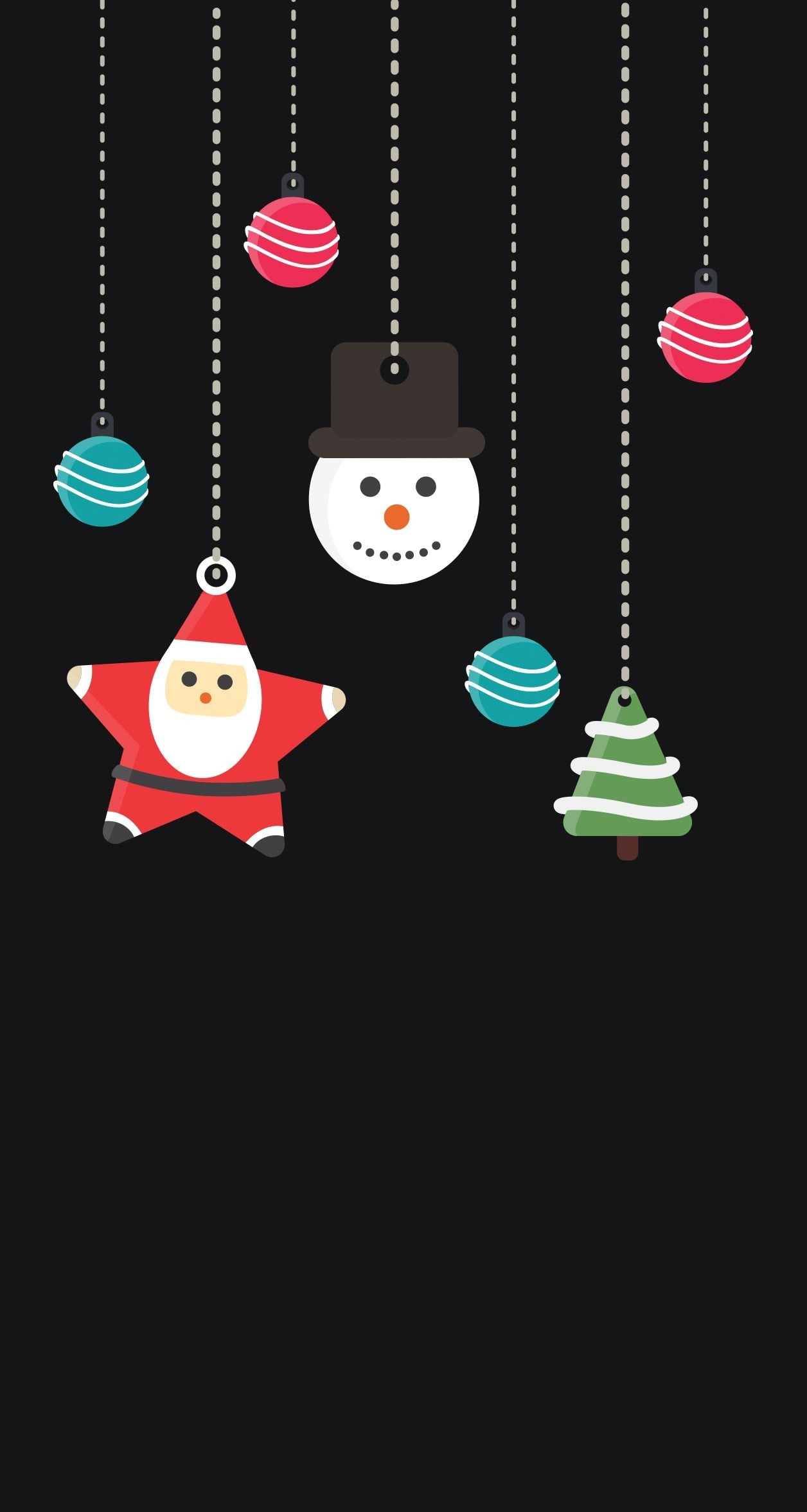 Cute Christmas Wallpaper (73+ images)