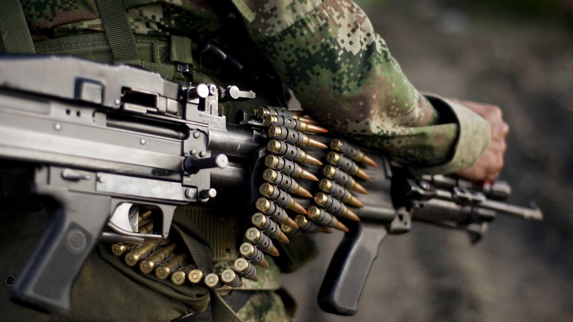 1920x1080 Machine Gun Wallpapers Bullets