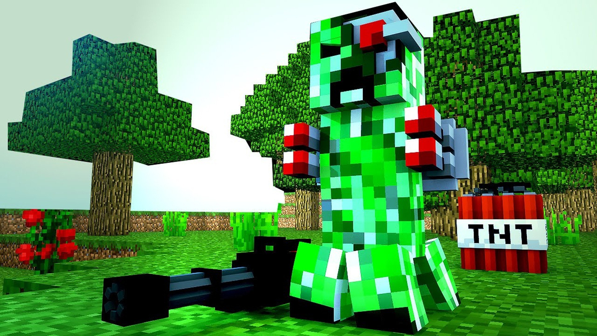 Minecraft Images Wallpaper (83+ Images
