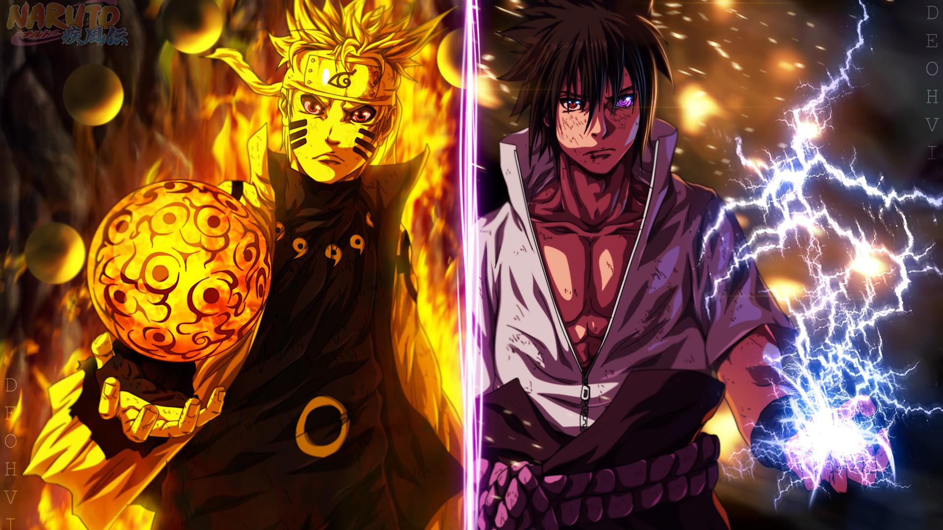 Naruto Wallpaper HD (79+ images)
