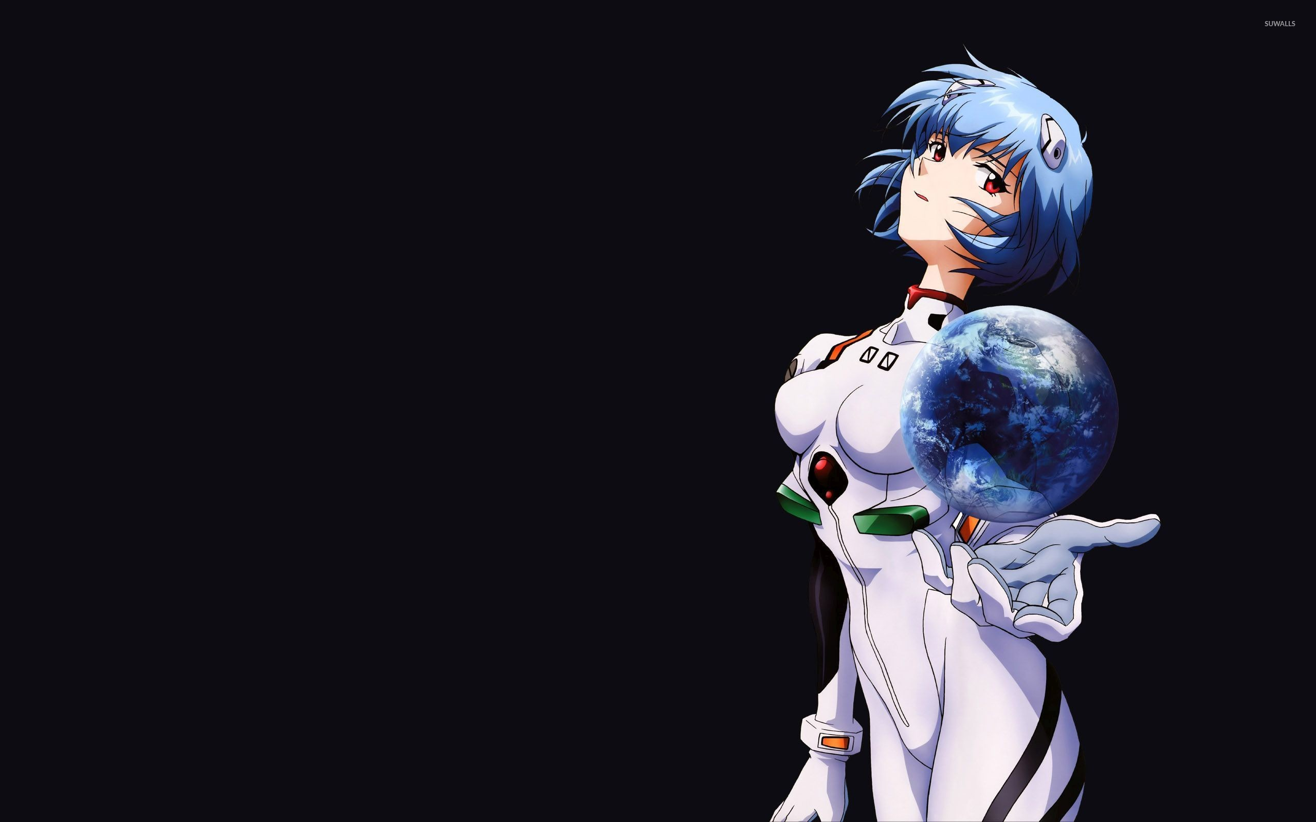 2560x1600 Rei Ayanami - Neon Genesis Evangelion wallpaper - Anime wallpapers .
