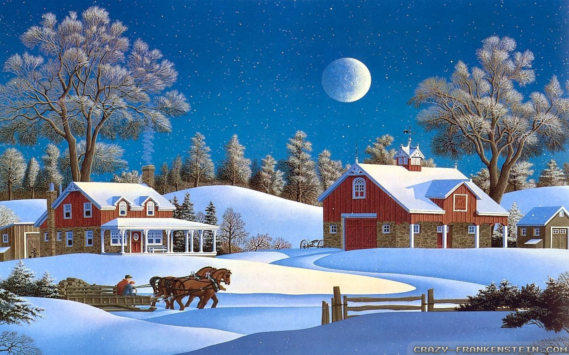 Country Christmas Background.Country Christmas Wallpaper 52 Images