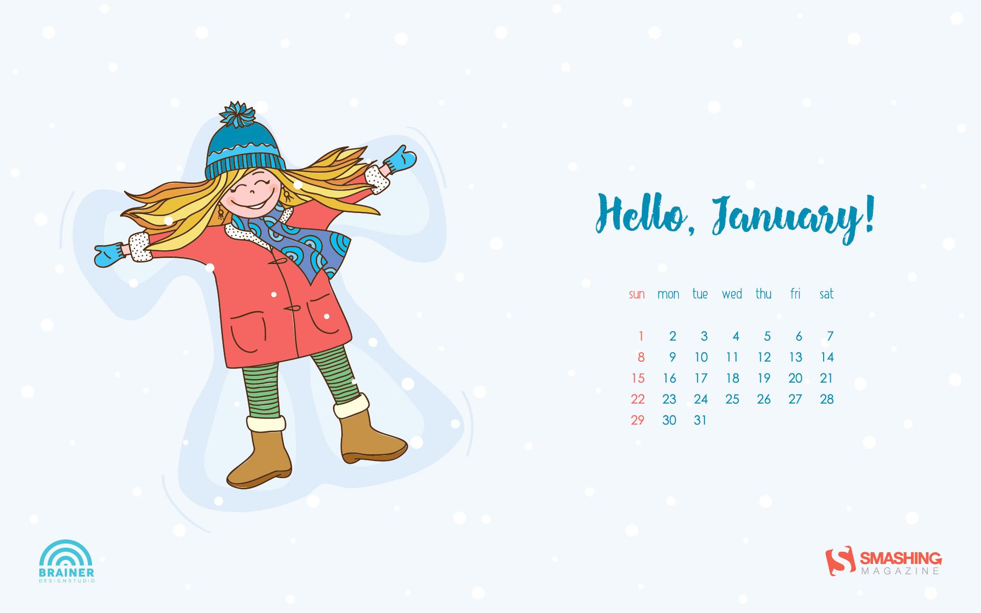 January 2018 Desktop Wallpaper (61+ images)