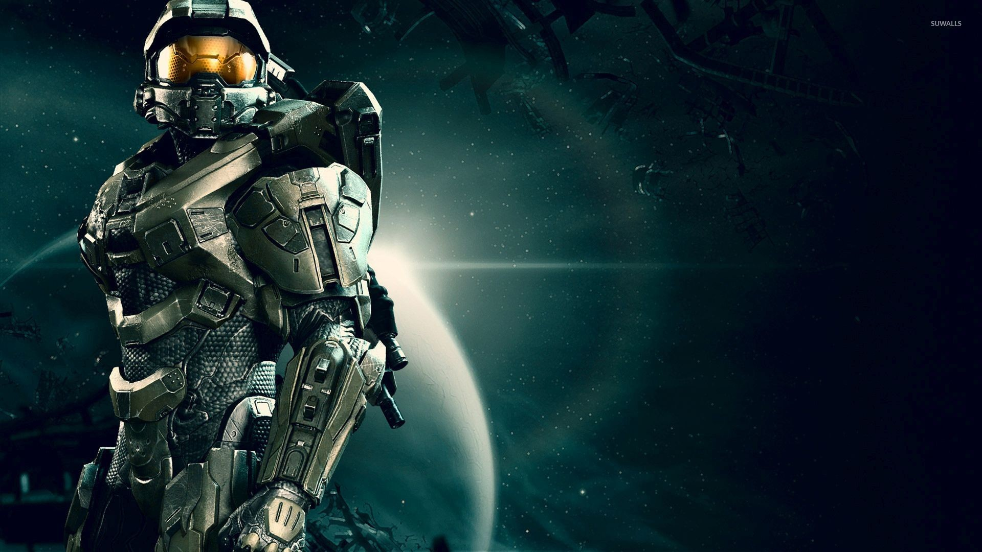 1920x1080 halo 4 master chief wallpapers hd wallpapers