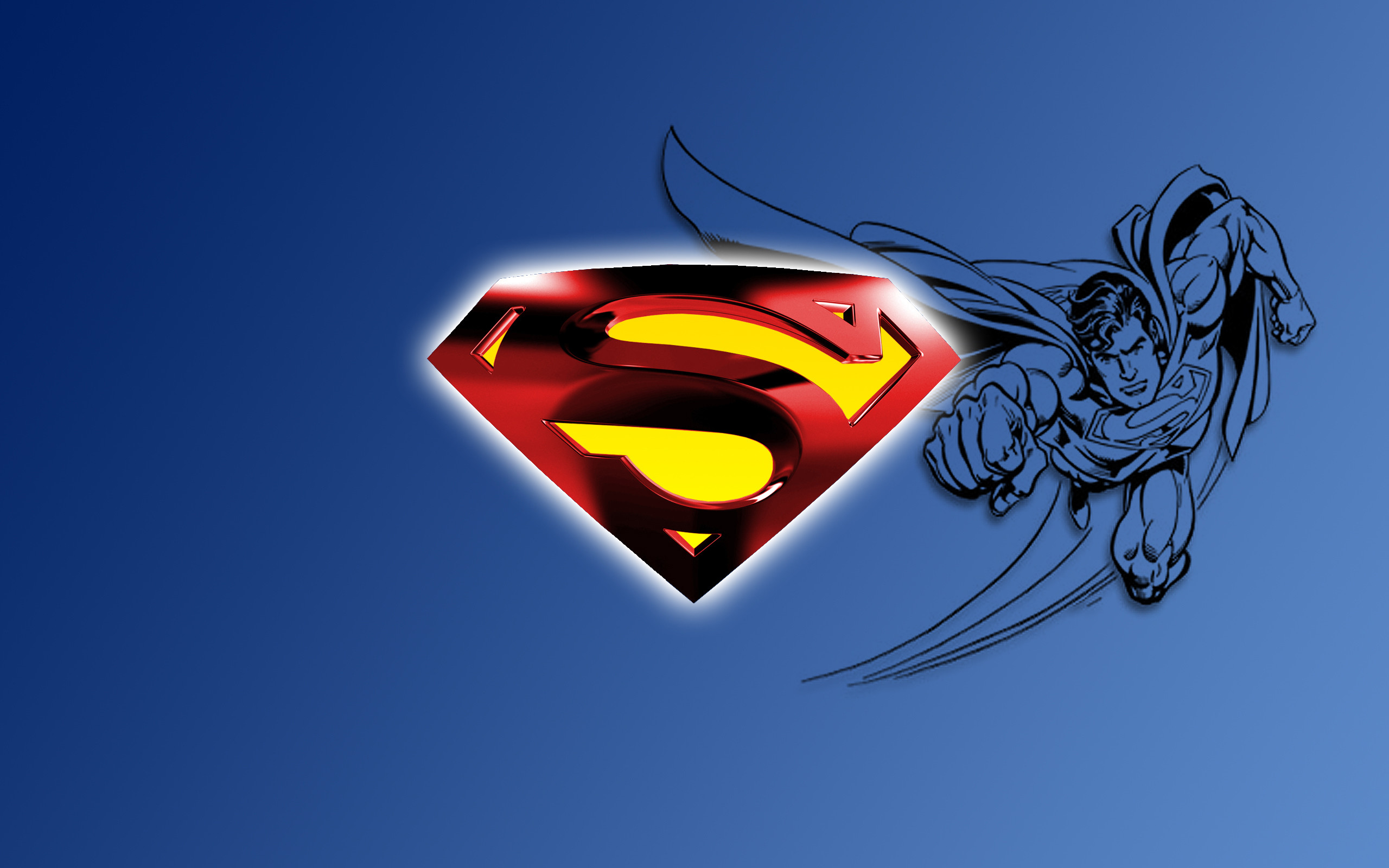 2560x1600 superman desktop wallpaper ...
