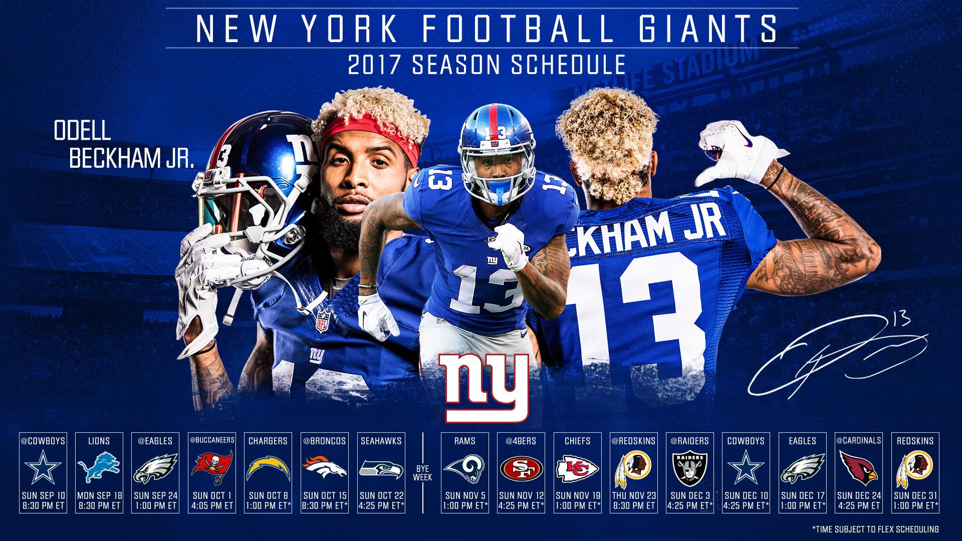 Ny Giants  Rings