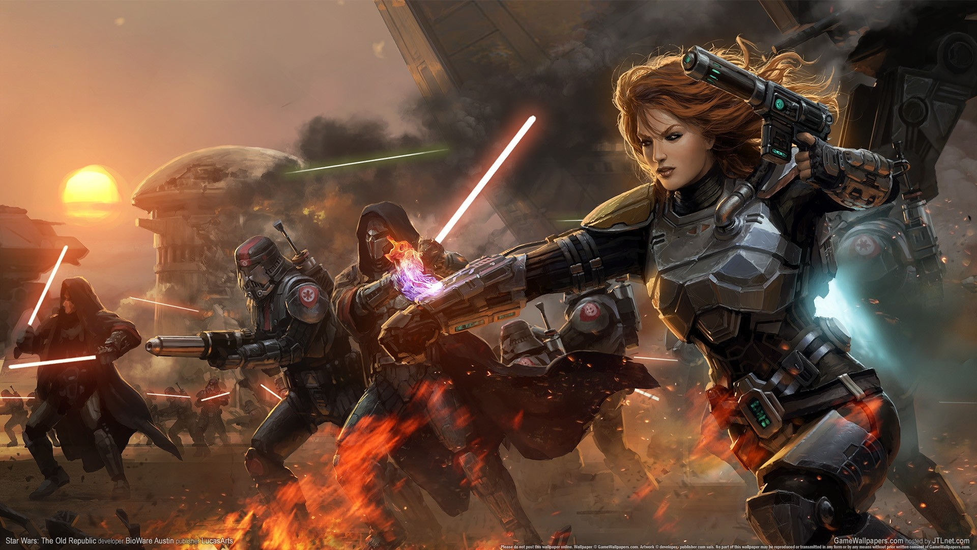 1920x1080 5 knights of the old republic wallpaper | wallpaper tags | Wallpaper Better